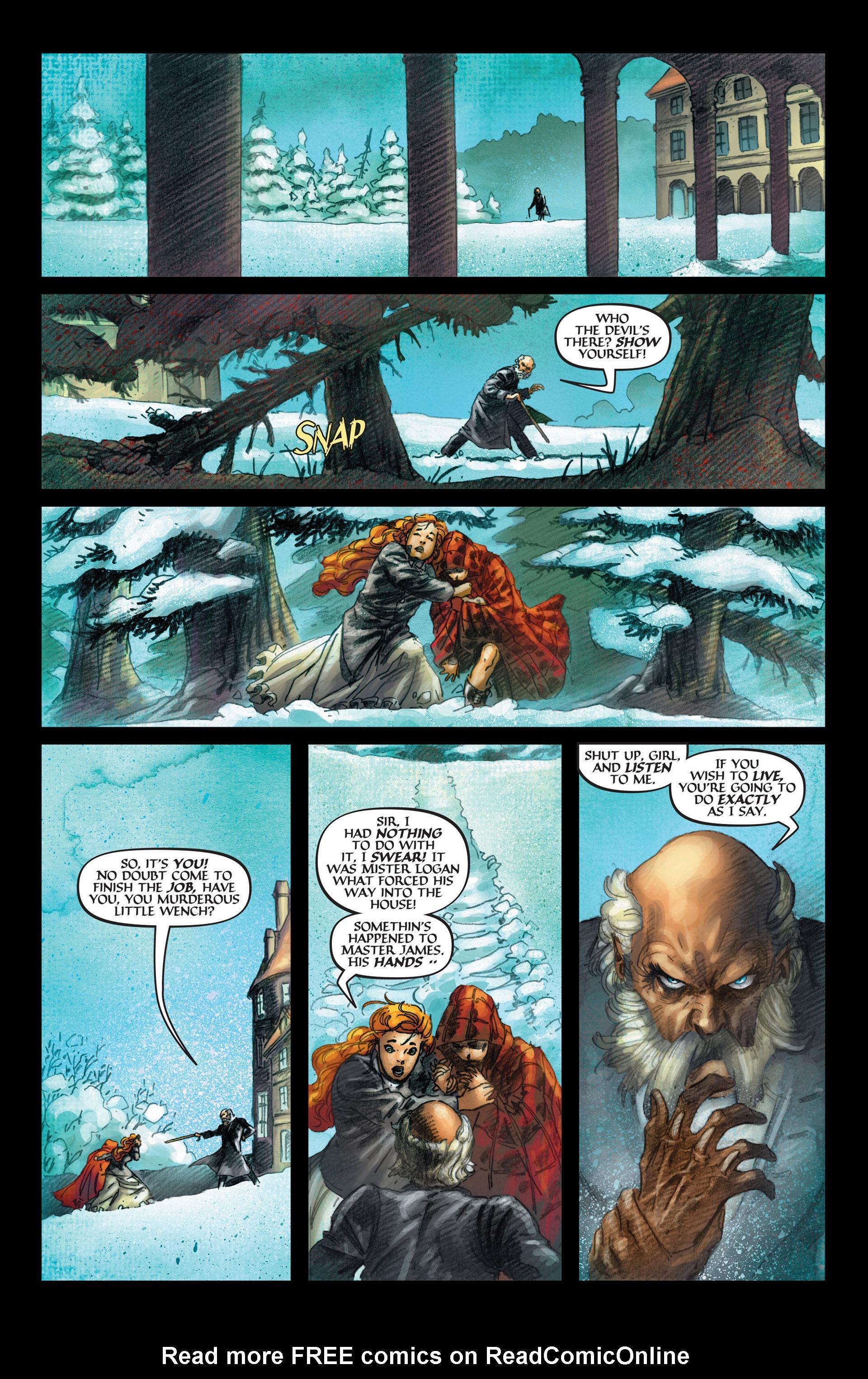Read online Wolverine: The Origin comic -  Issue #3 - 17