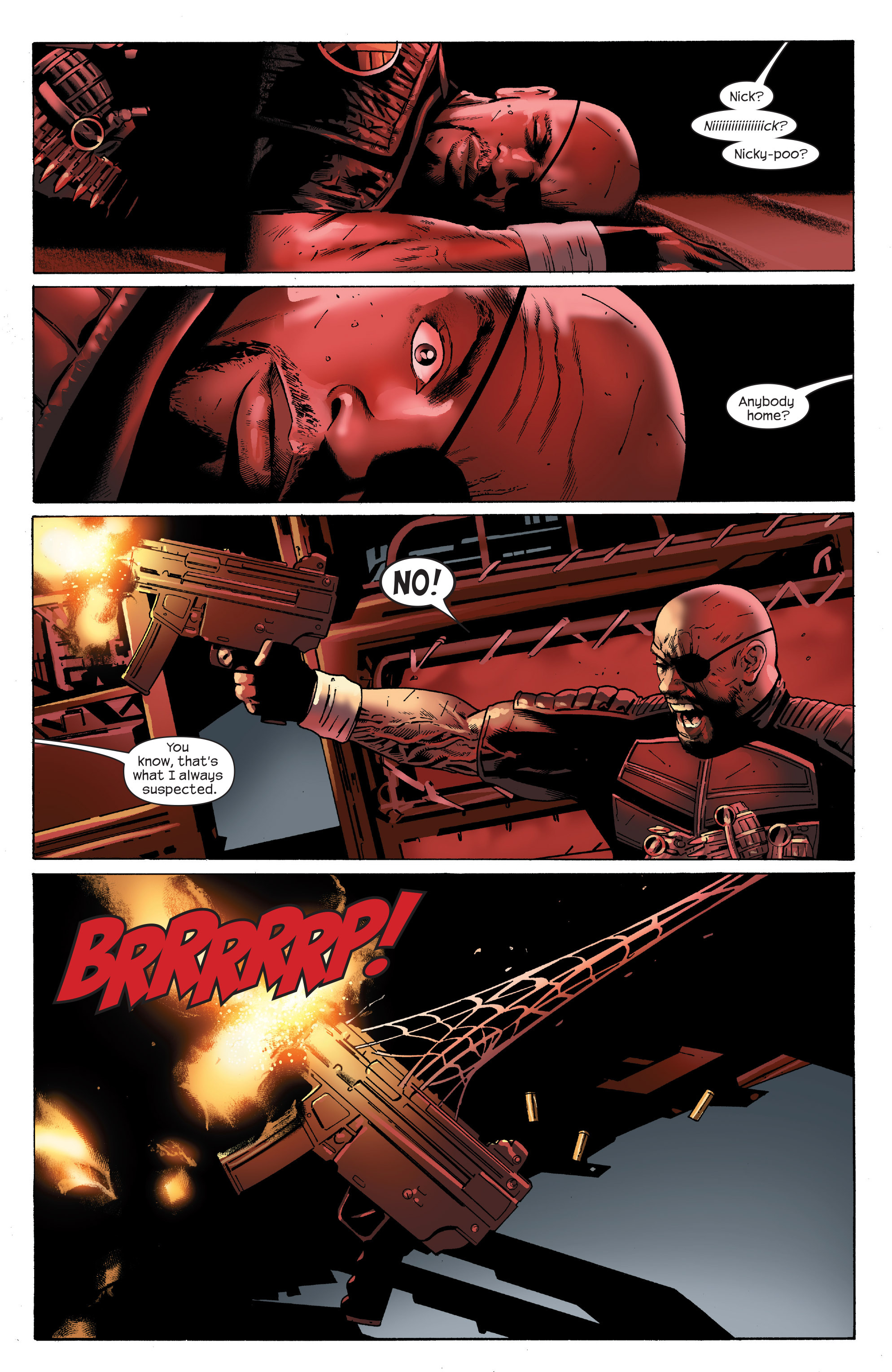 Read online Ultimate Power comic -  Issue #6 - 22