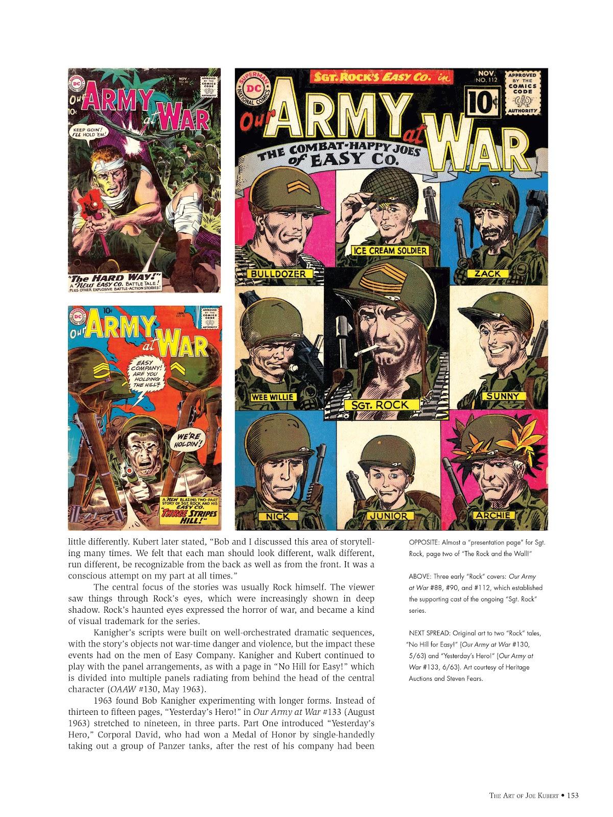 Read online The Art of Joe Kubert comic -  Issue # TPB (Part 2) - 53