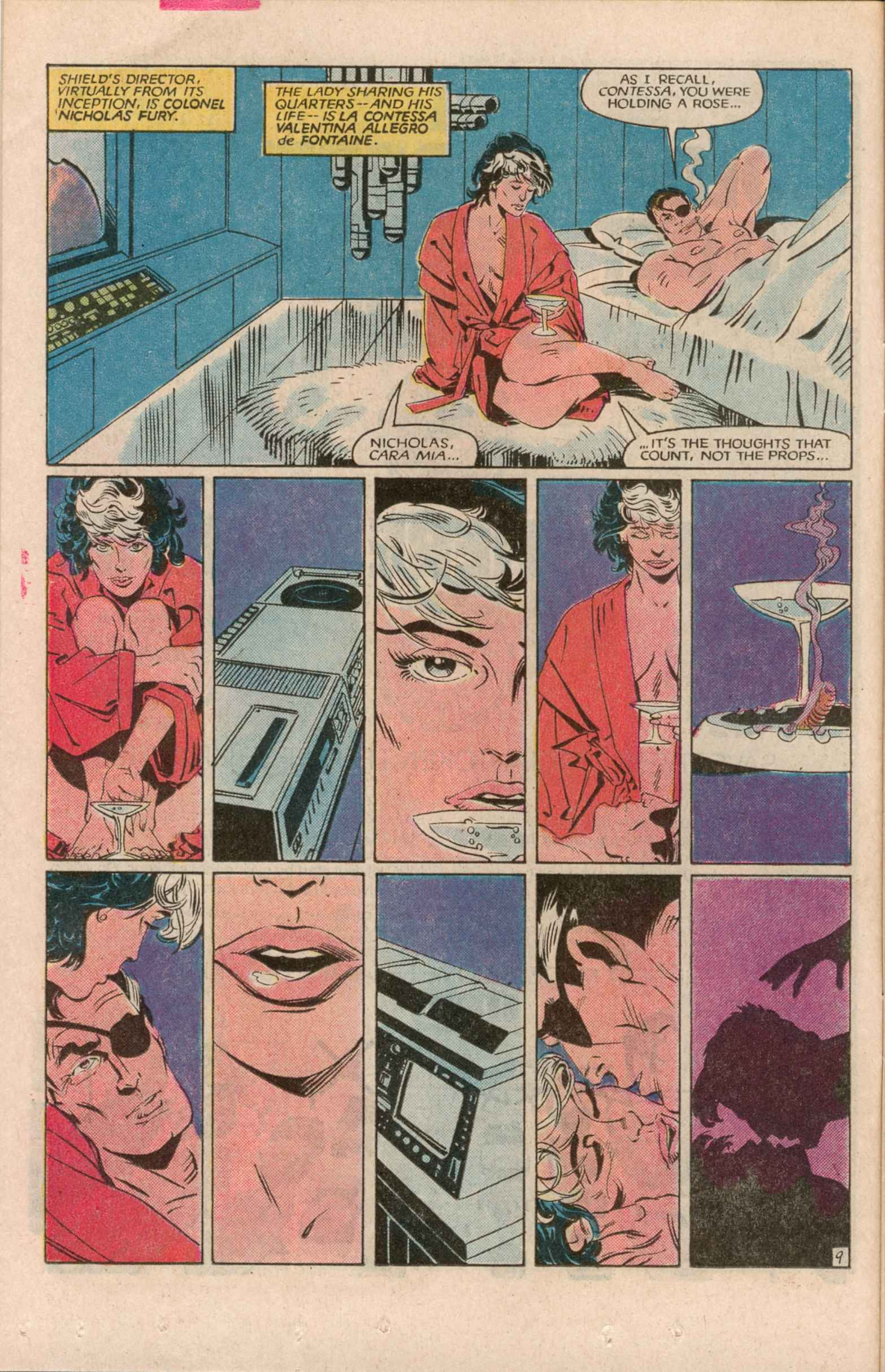 Read online Uncanny X-Men (1963) comic -  Issue # _Annual 7 - 10