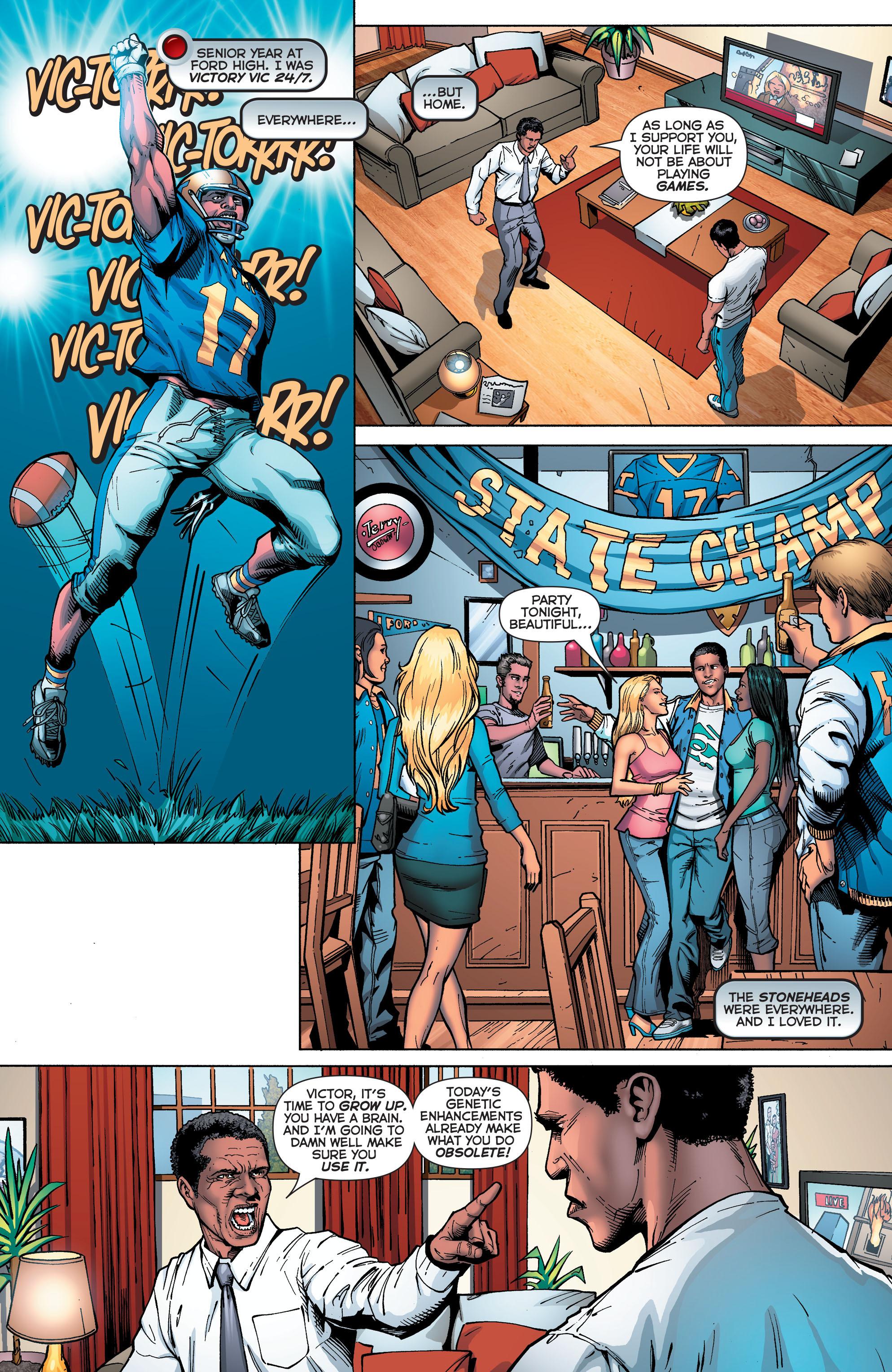 Read online Secret Origins (2014) comic -  Issue #5 - 4