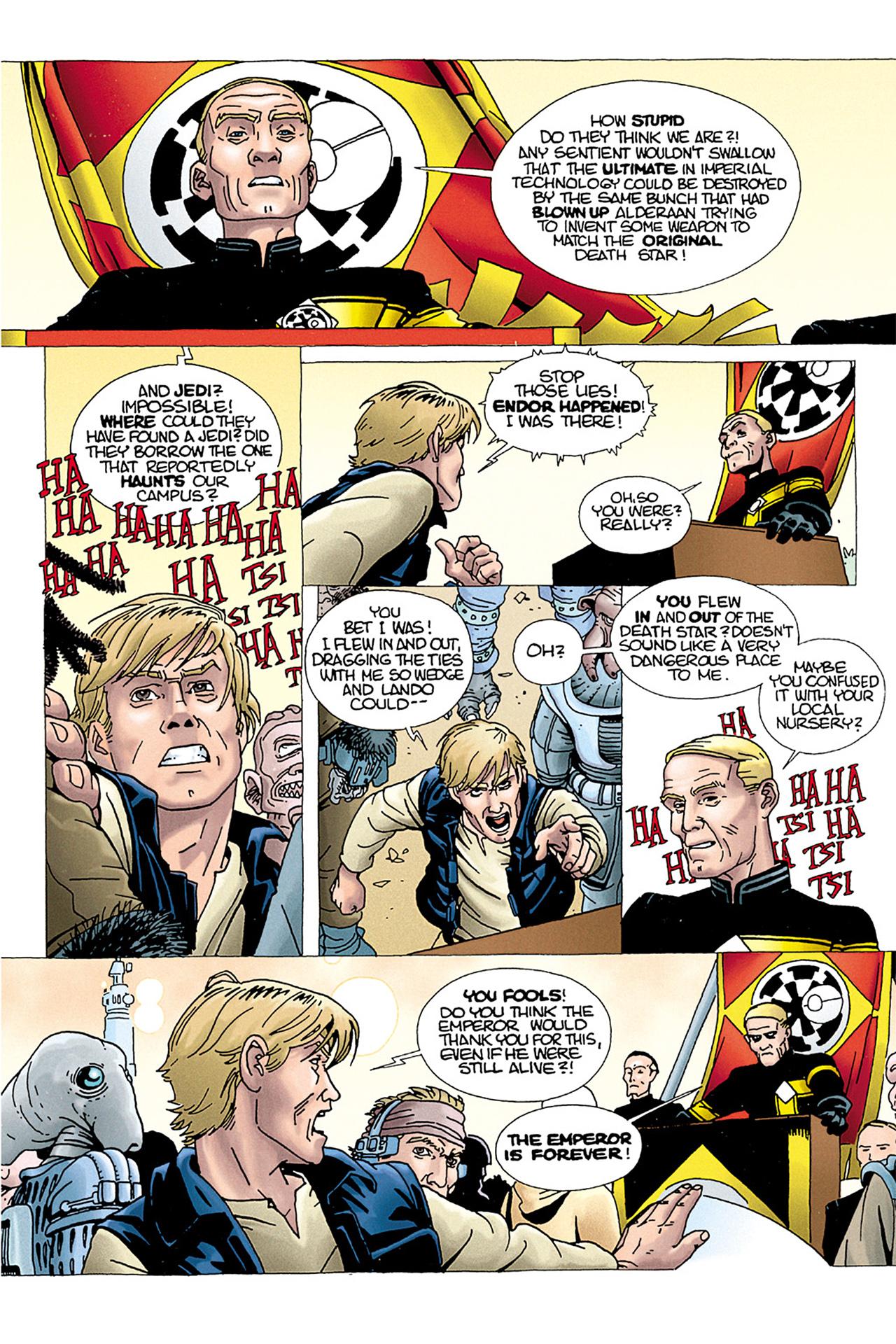 Read online Star Wars Omnibus comic -  Issue # Vol. 1 - 191
