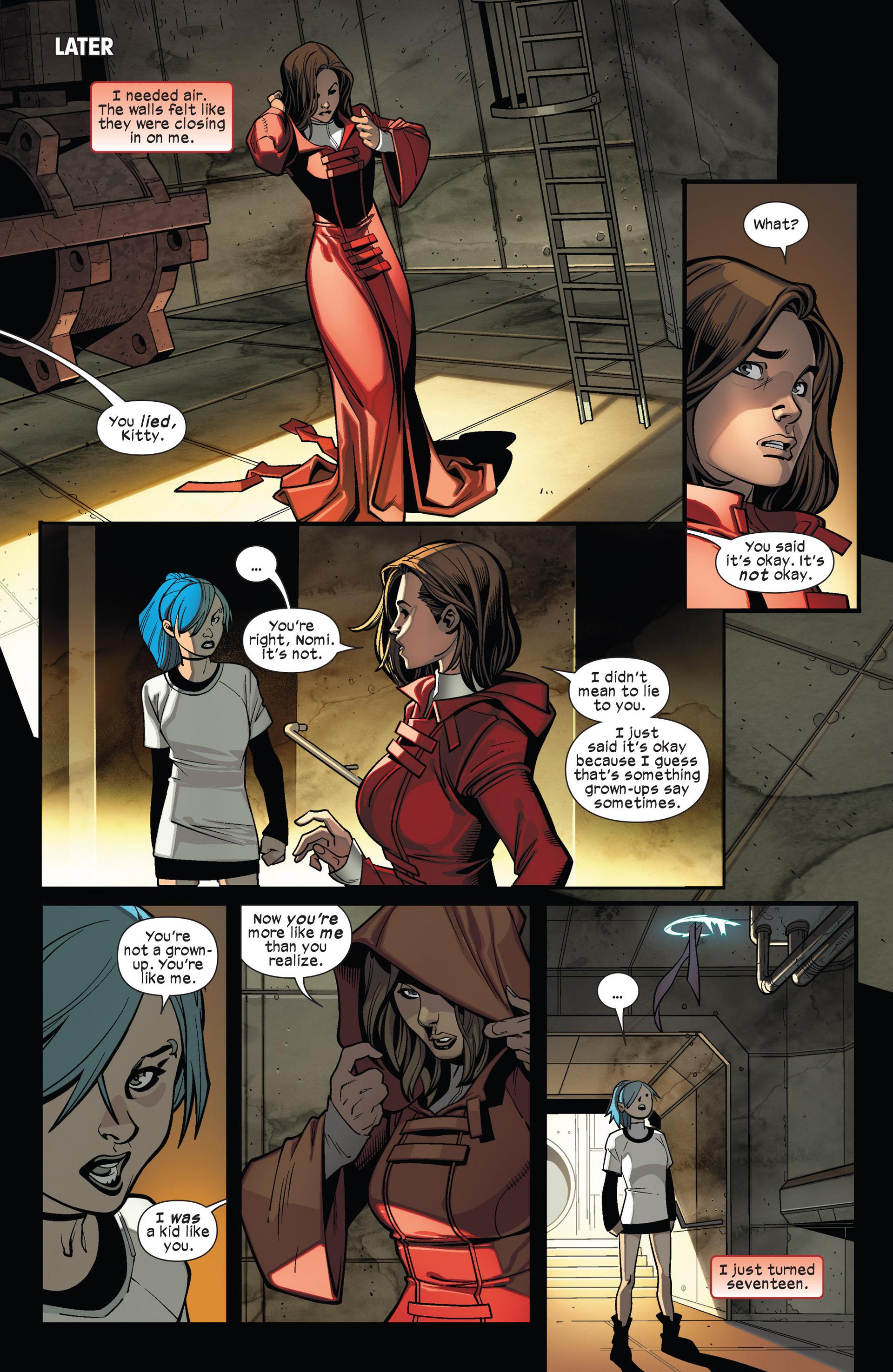 Read online Ultimate Comics X-Men comic -  Issue #13 - 6