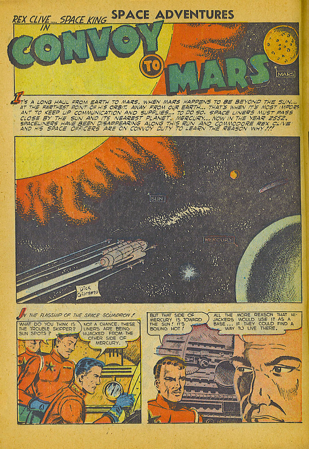 Space Adventures (1952) issue 3 - Page 19