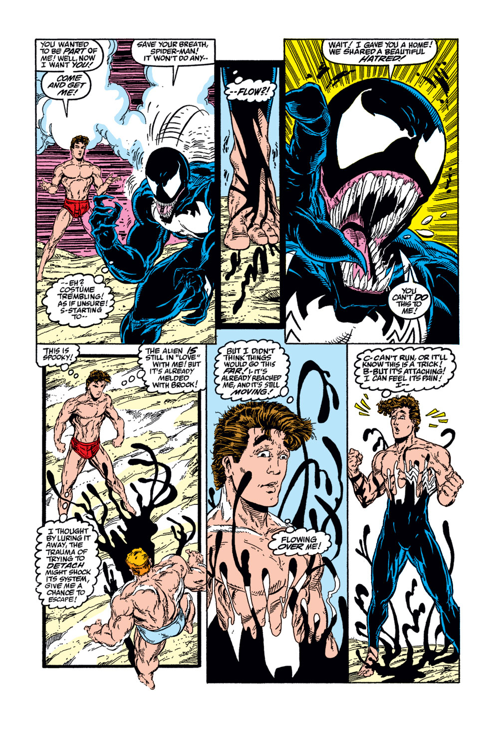 The Amazing Spider-Man (1963) 317 Page 21