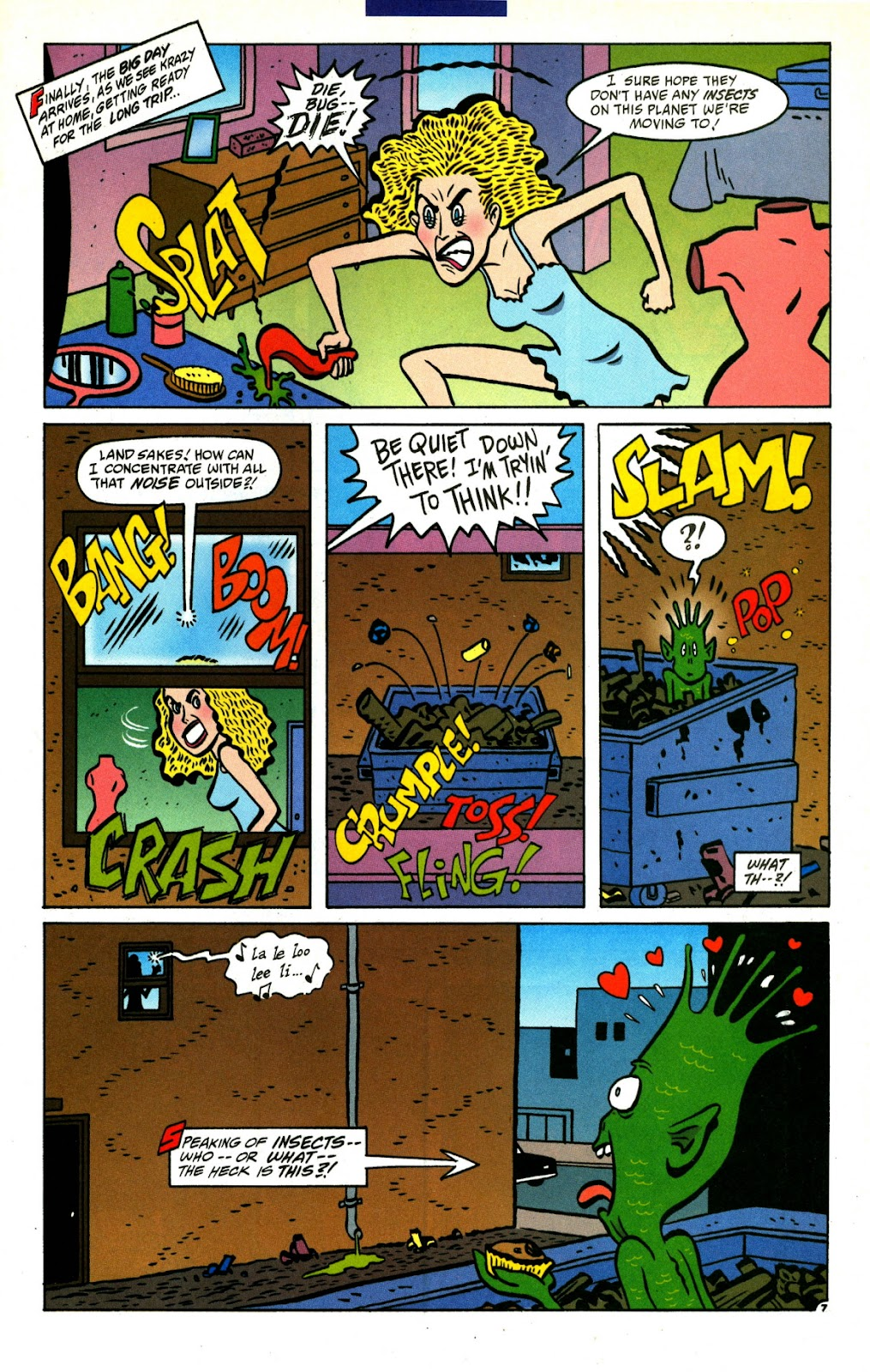 Read online Yeah! comic -  Issue #2 - 8