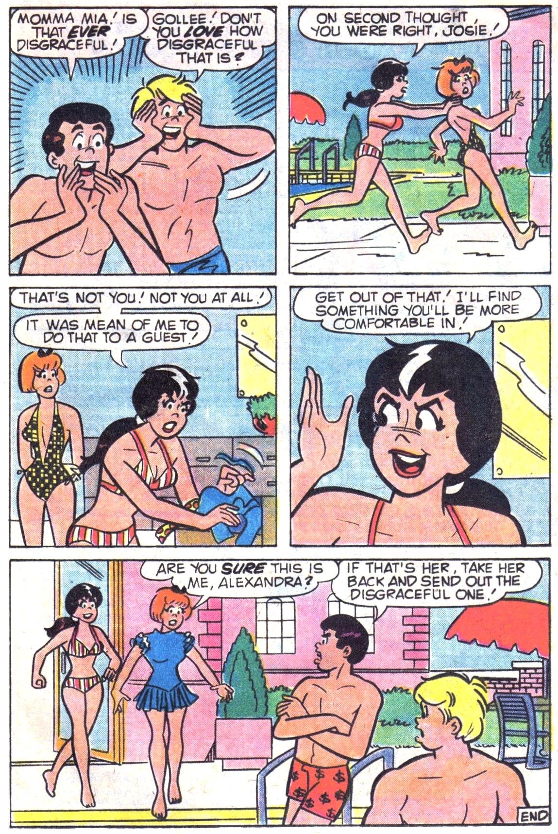 Read online She's Josie comic -  Issue #104 - 17