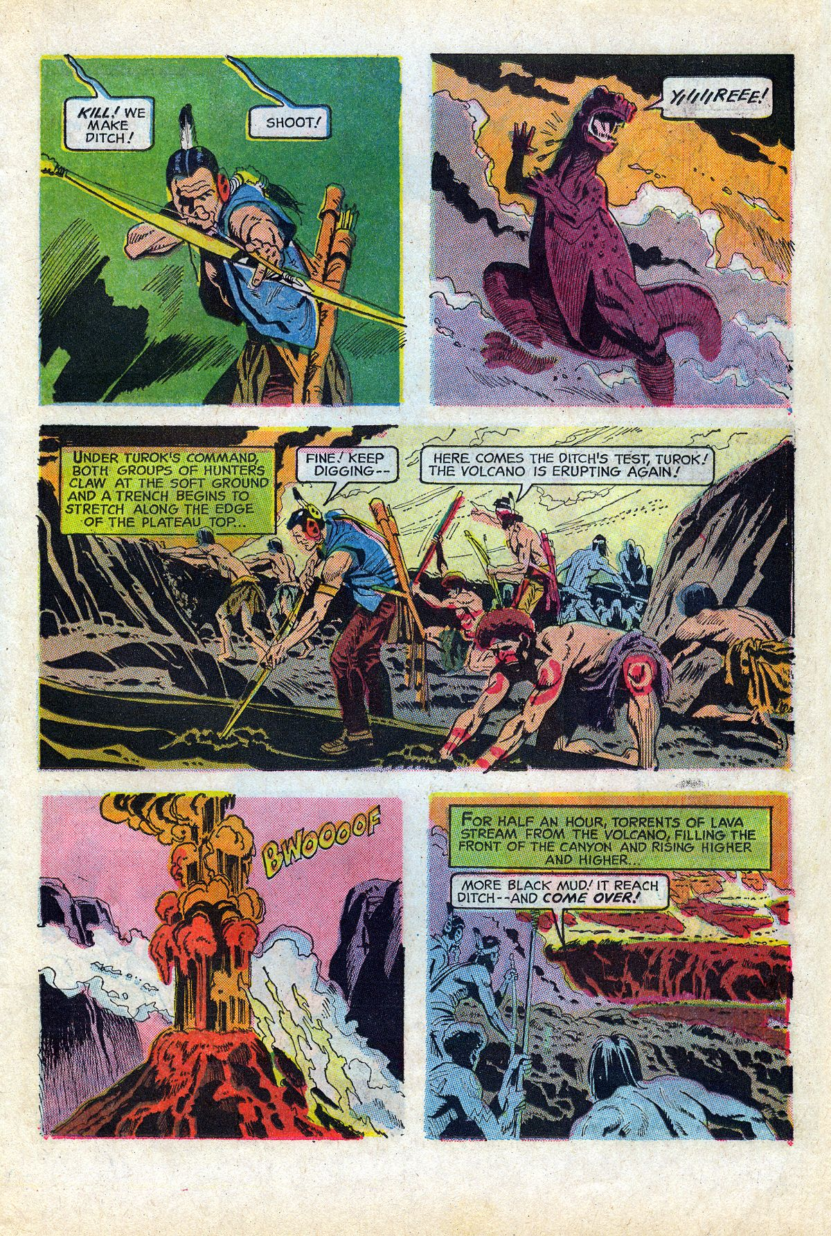 Read online Turok, Son of Stone comic -  Issue #66 - 23