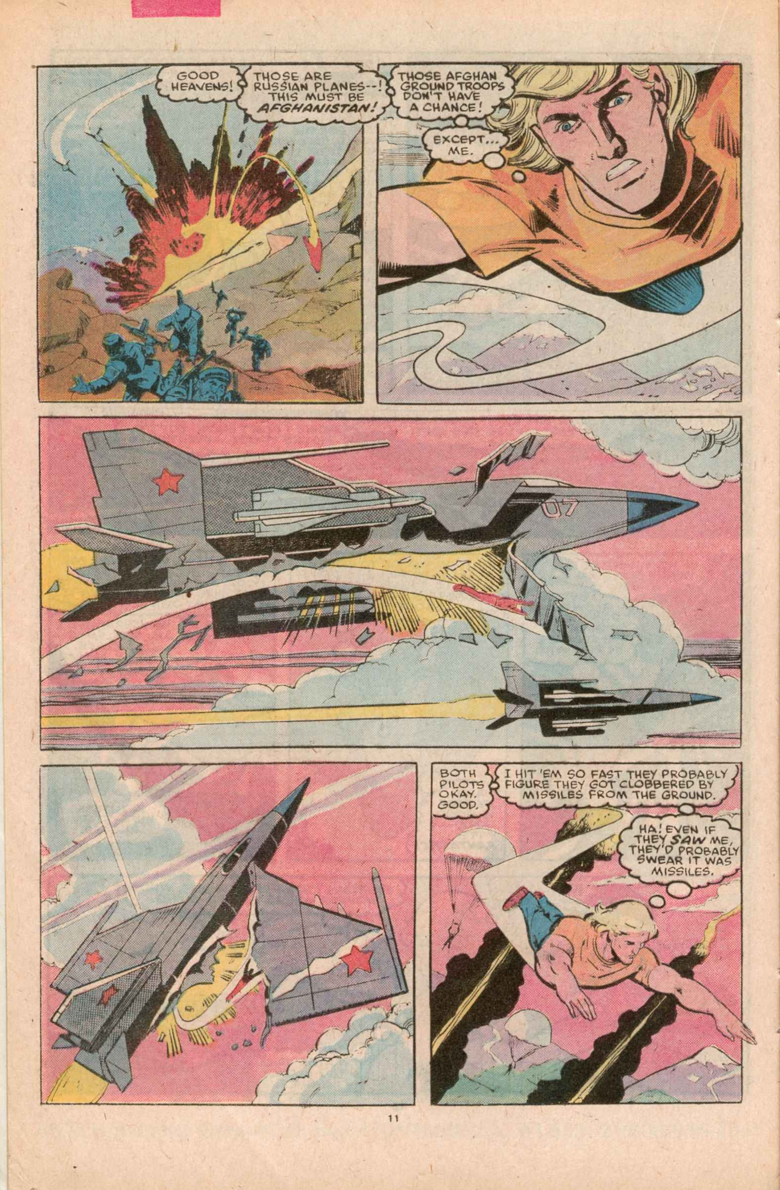Read online Star Brand comic -  Issue #3 - 12
