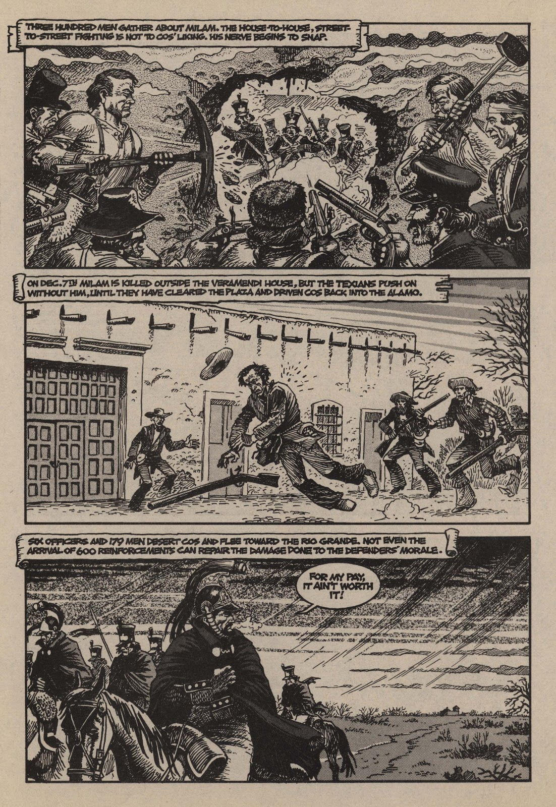 Recuerden el Alamo issue Full - Page 33