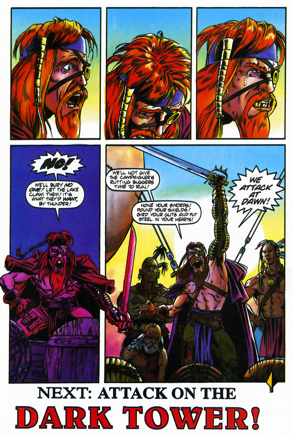 Read online Turok, Dinosaur Hunter (1993) comic -  Issue #26 - 22