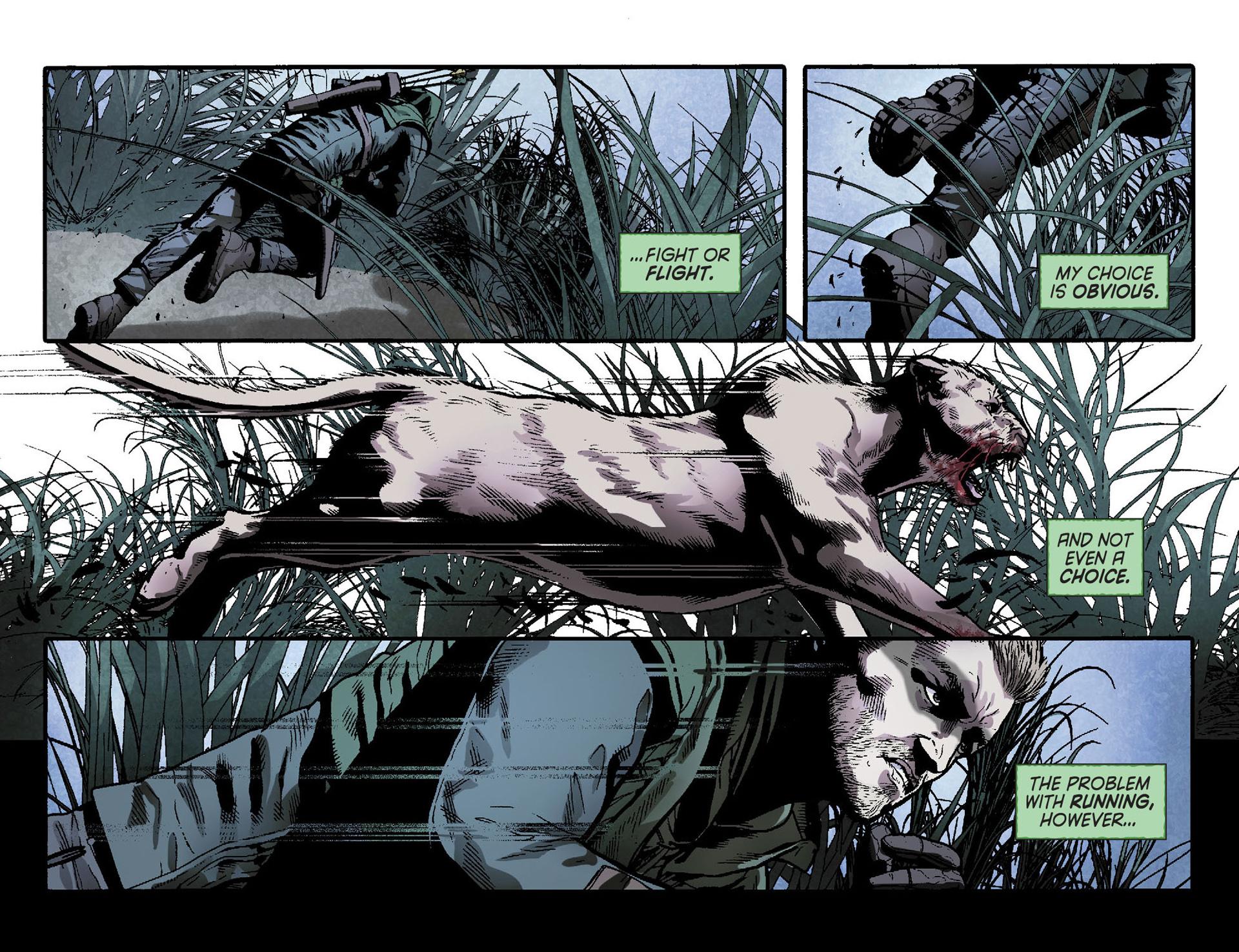 Read online Arrow [II] comic -  Issue #23 - 11