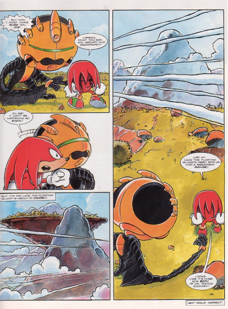Read online Sonic the Comic comic -  Issue #67 - 21