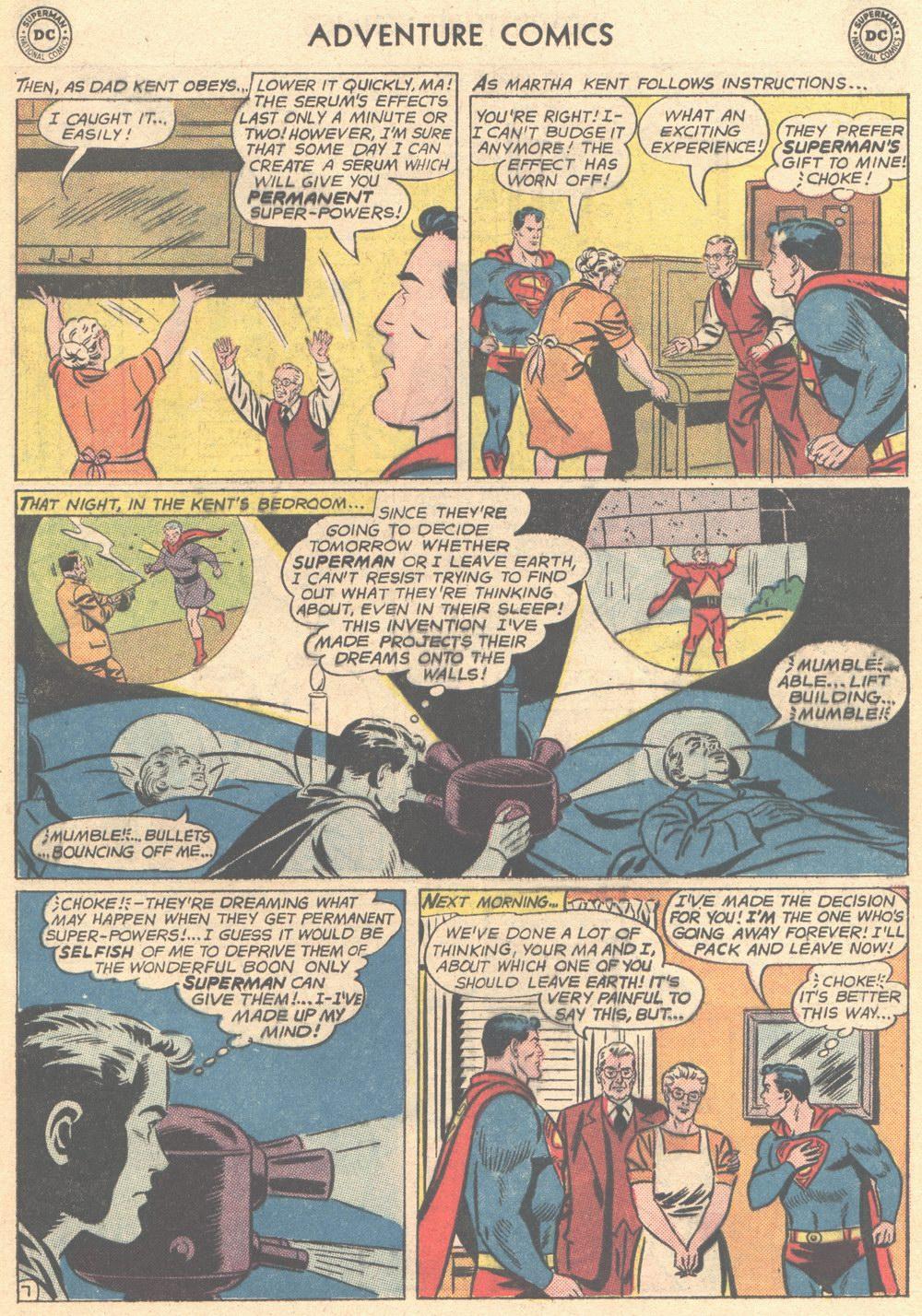 Read online Adventure Comics (1938) comic -  Issue #304 - 10