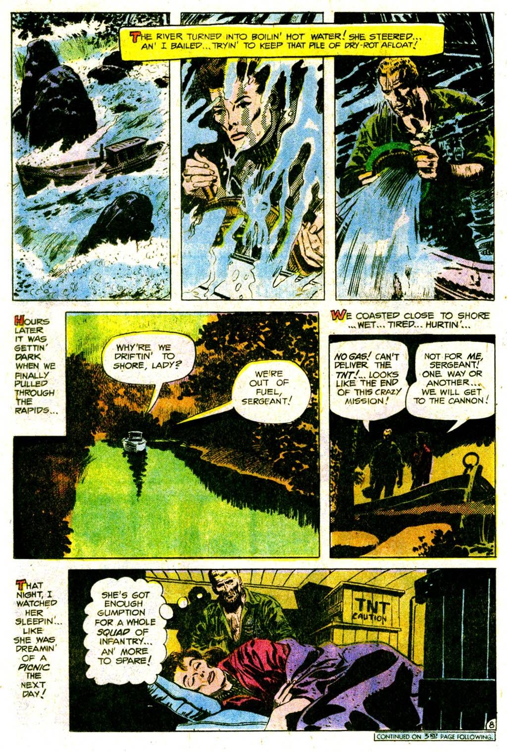 Read online Sgt. Rock comic -  Issue #311 - 11