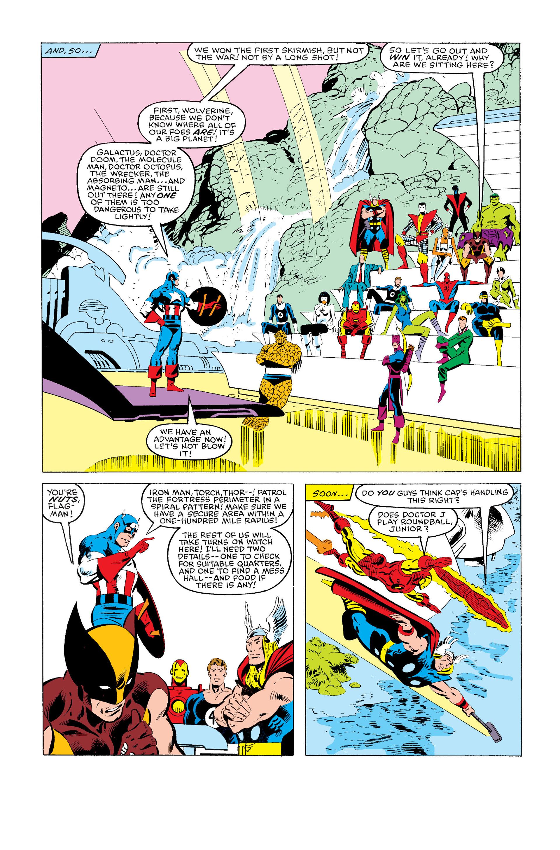 Read online Secret Wars (1985) comic -  Issue #2 - 14