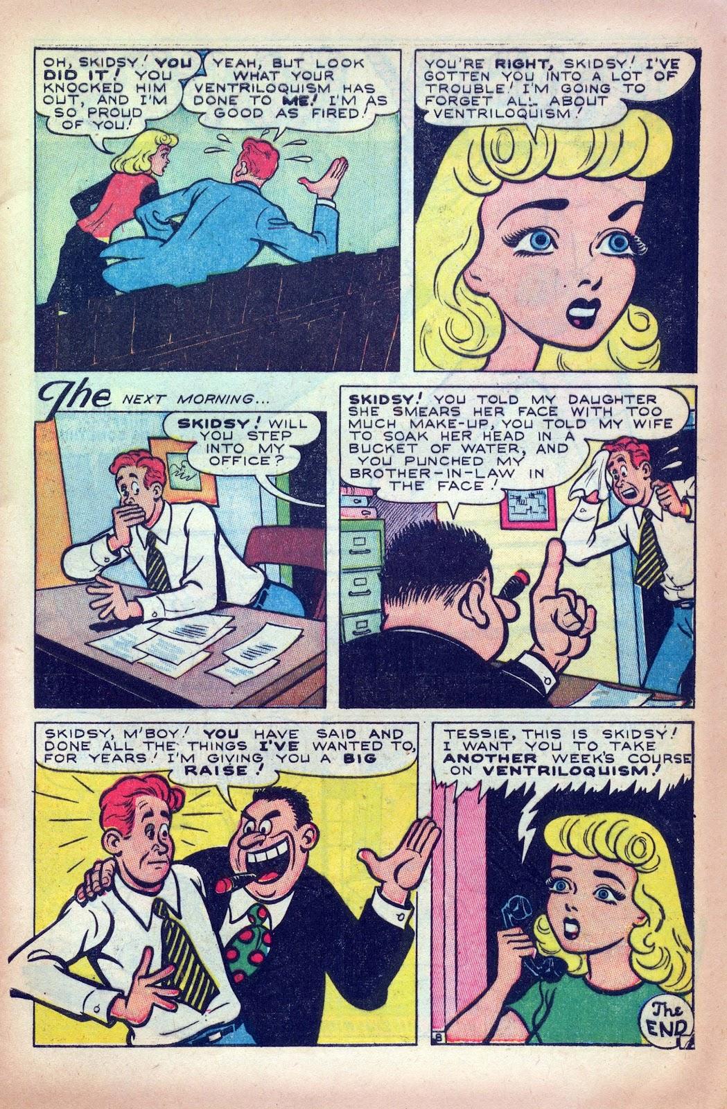 Read online Joker Comics comic -  Issue #27 - 11