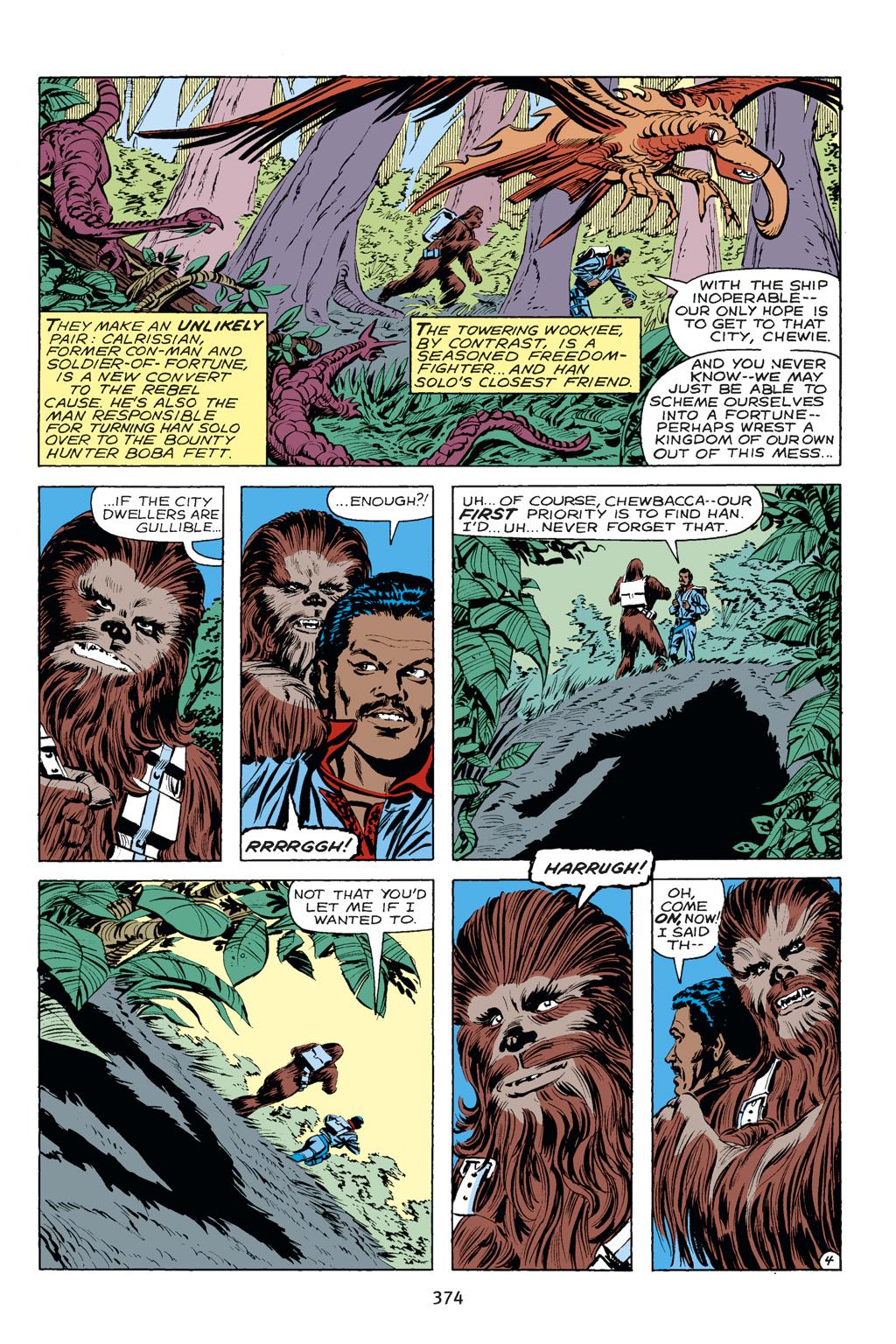 Read online Star Wars Omnibus comic -  Issue # Vol. 14 - 370