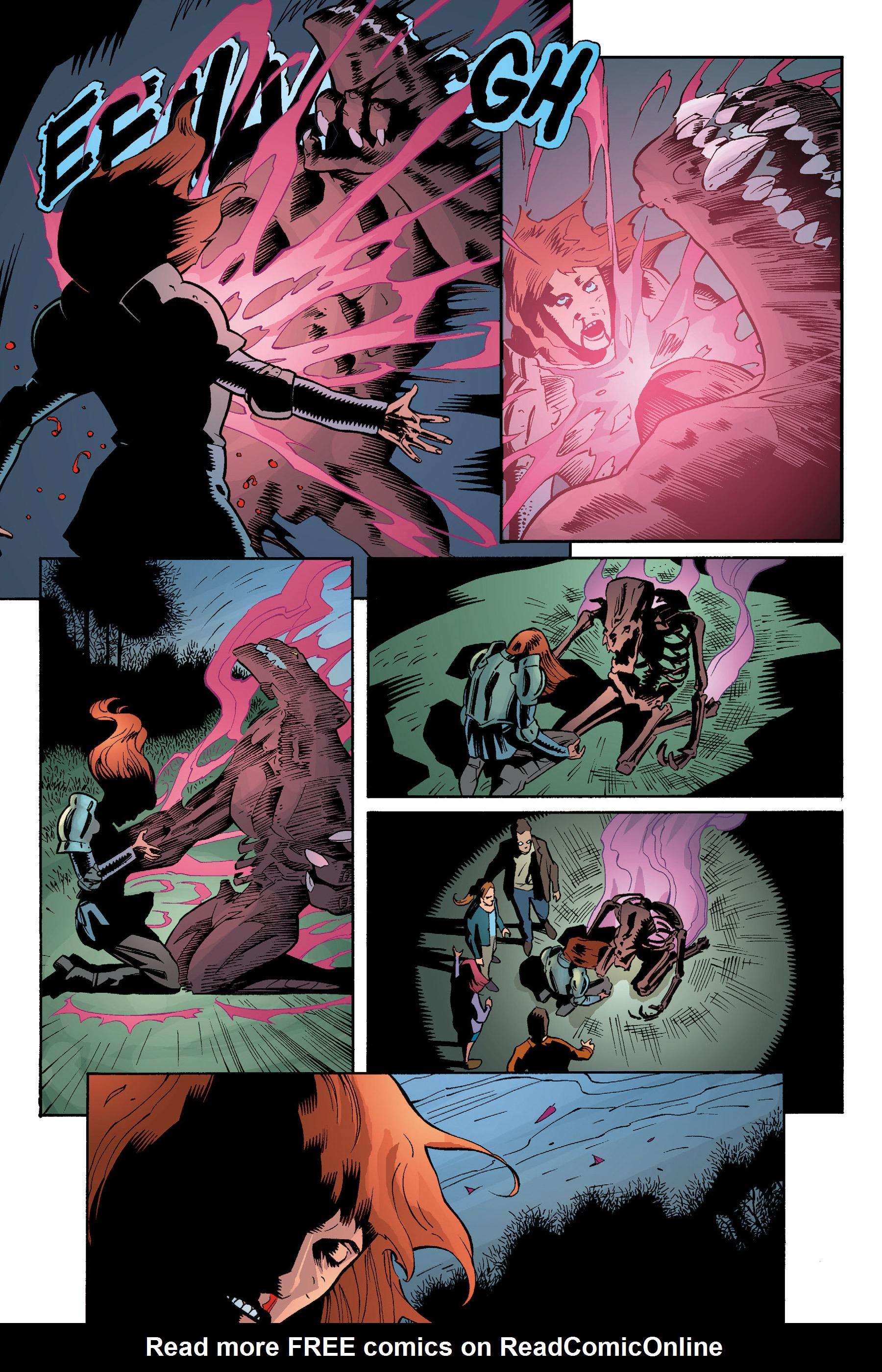 Read online Buffy the Vampire Slayer: Omnibus comic -  Issue # TPB 5 - 276