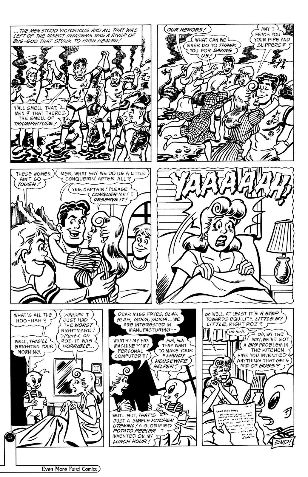 Read online Even More Fund Comics comic -  Issue # TPB (Part 1) - 52