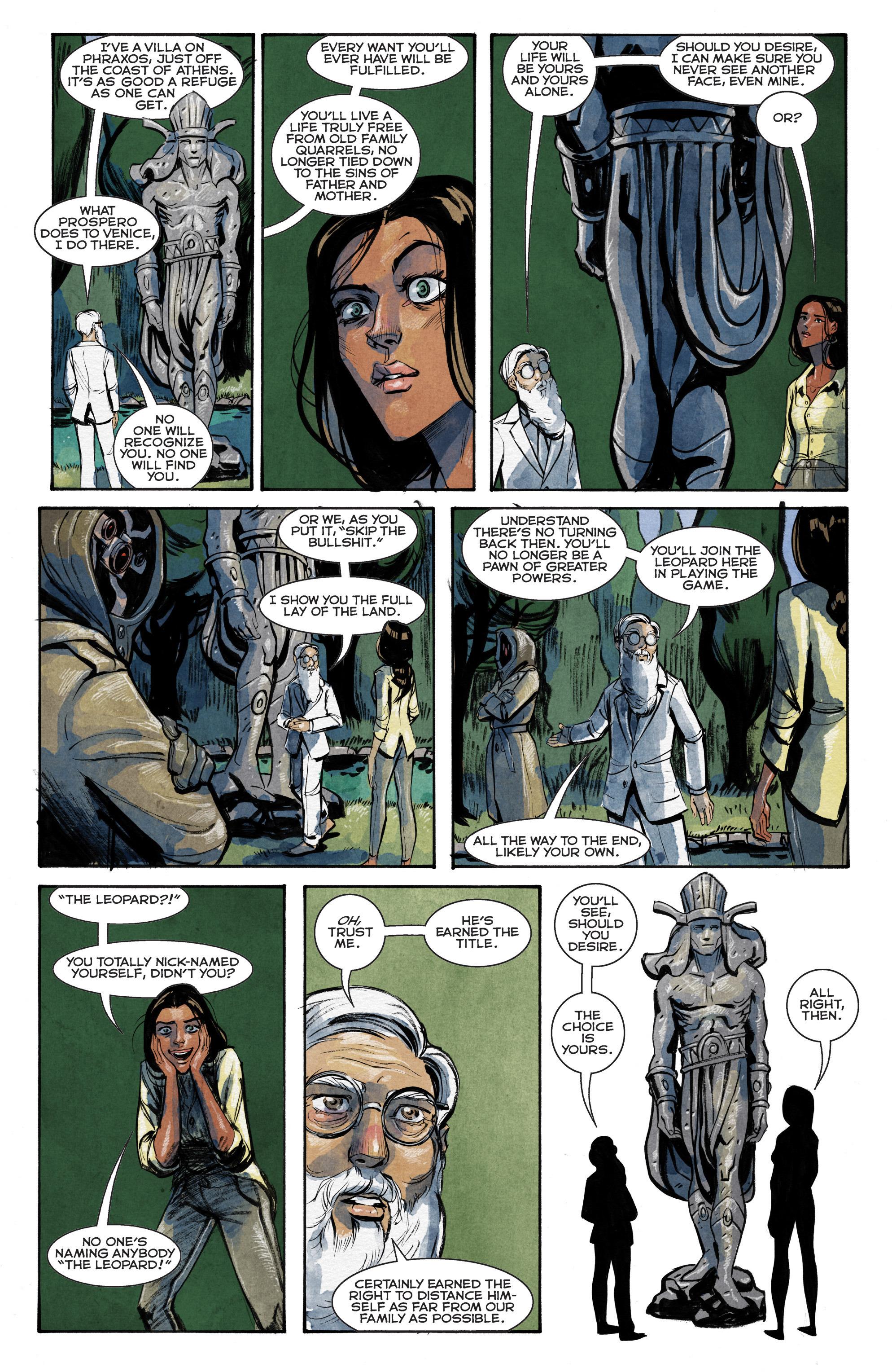 Read online Shutter comic -  Issue #14 - 17