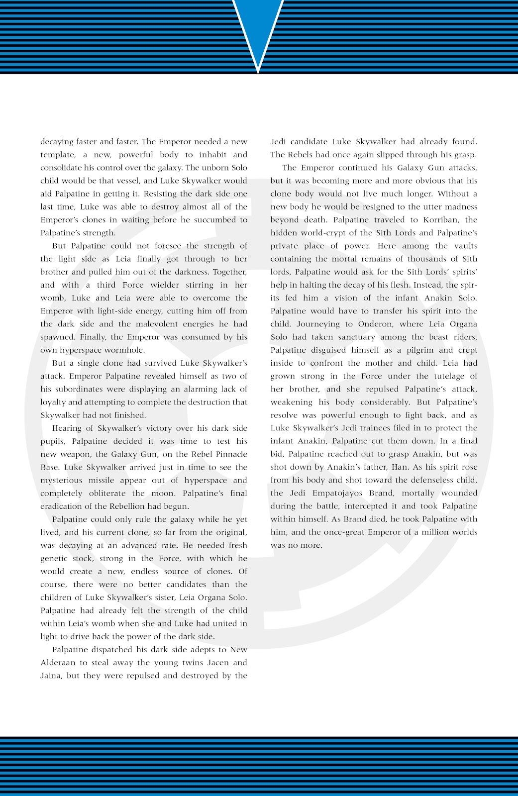Read online Star Wars: Dark Empire Trilogy comic -  Issue # TPB (Part 4) - 75
