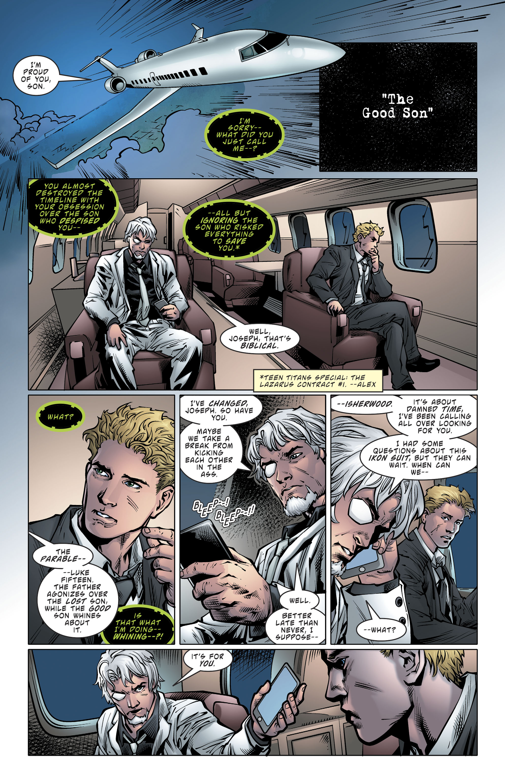 Read online Deathstroke (2016) comic -  Issue #20 - 17