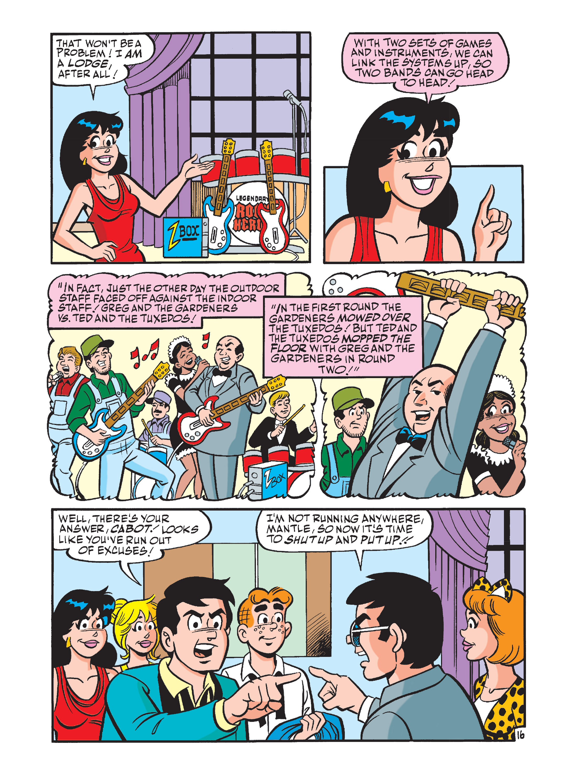 Read online Archie's Funhouse Double Digest comic -  Issue #12 - 51
