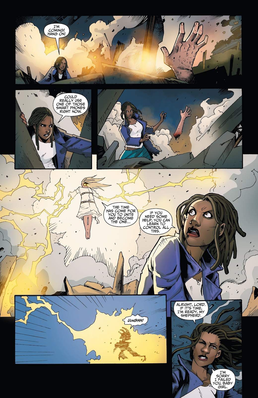 Read online Incidentals comic -  Issue #15 - 21