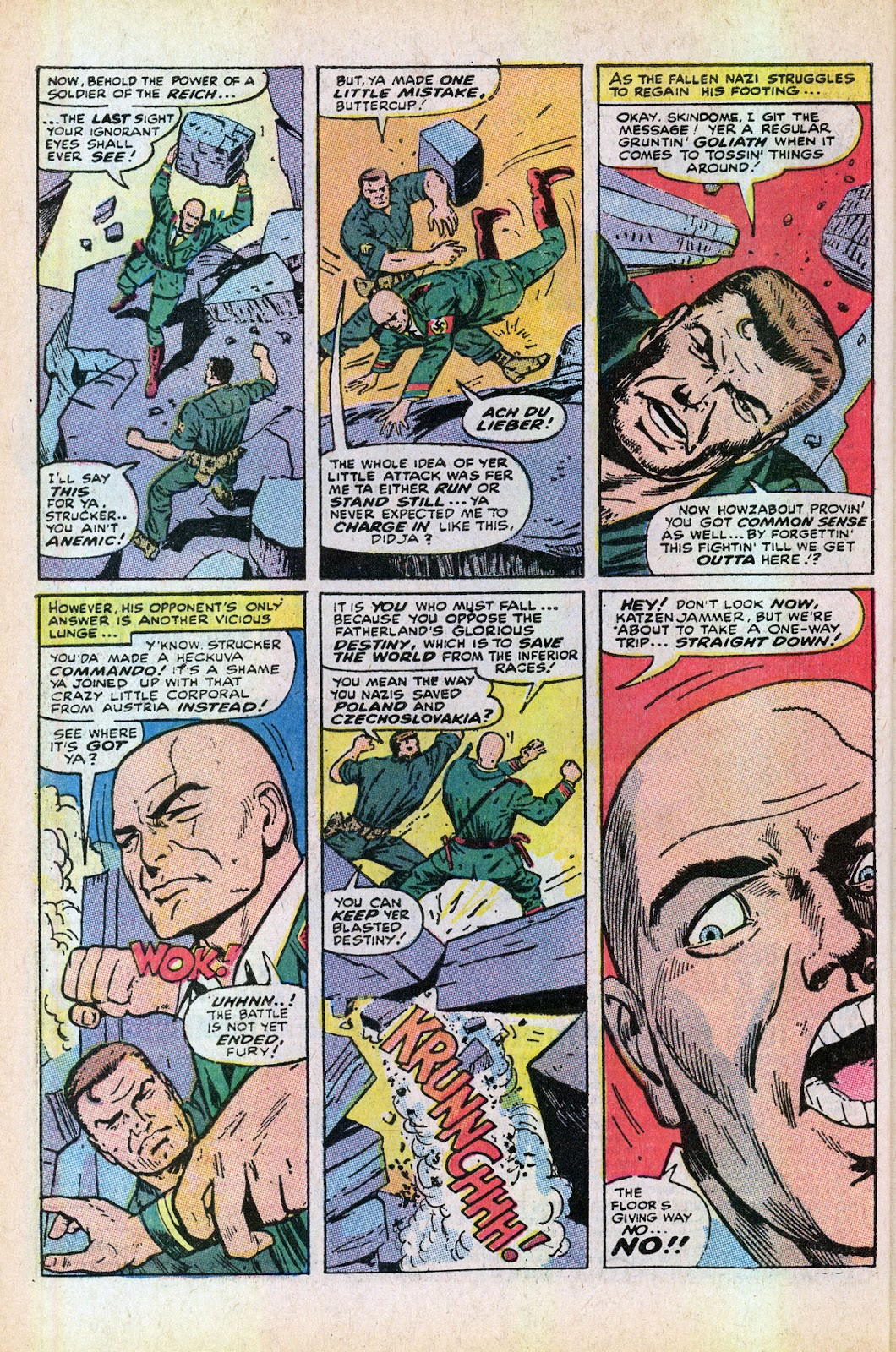 Sgt. Fury issue _Special_7 - Page 20