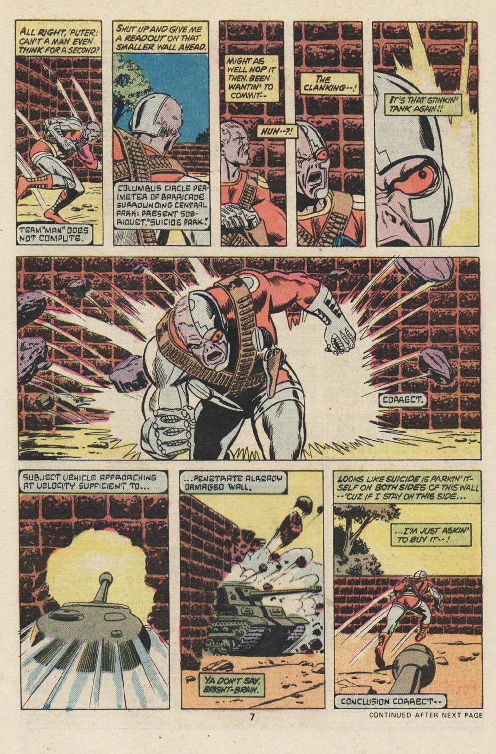 Read online Astonishing Tales (1970) comic -  Issue #30 - 6