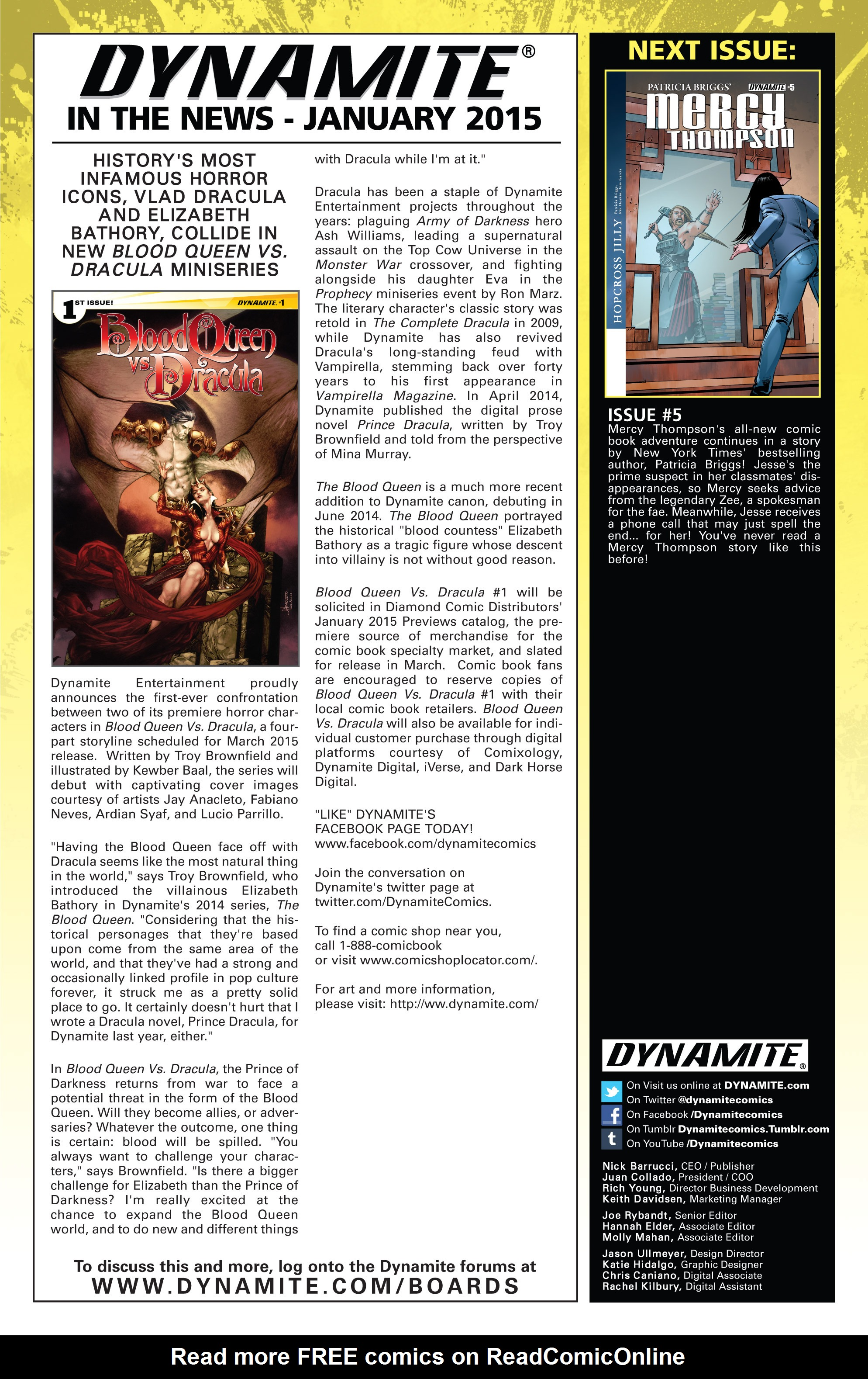 Read online Mercy Thompson comic -  Issue #4 - 25