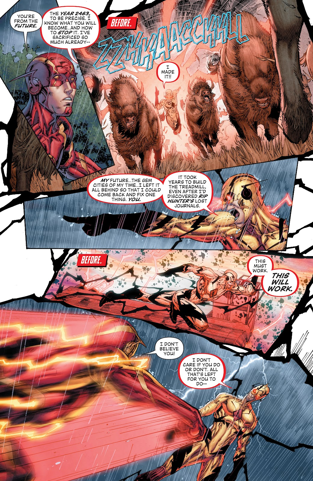 Read online The Flash (2011) comic -  Issue # _TPB 8 (Part 2) - 89