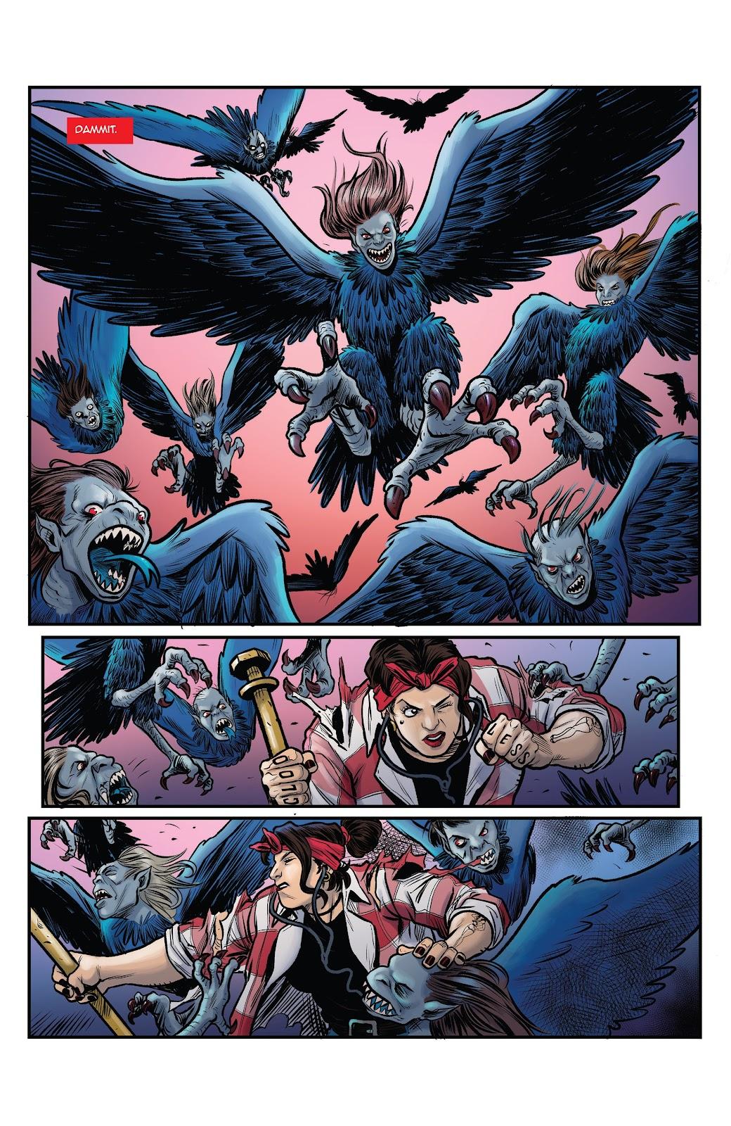 Read online Black Betty comic -  Issue #8 - 13