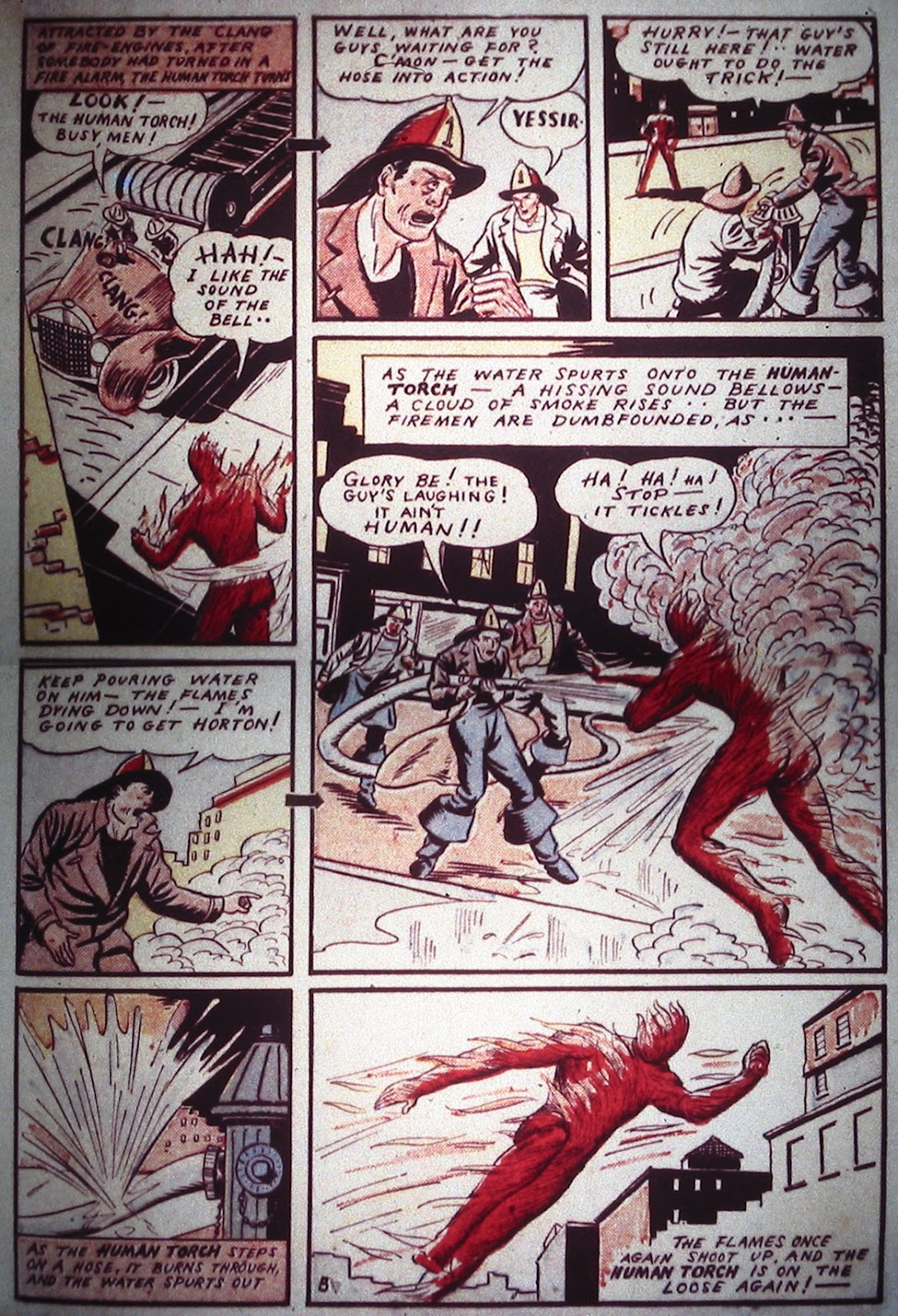 Marvel Comics (1939) issue Full - Page 7