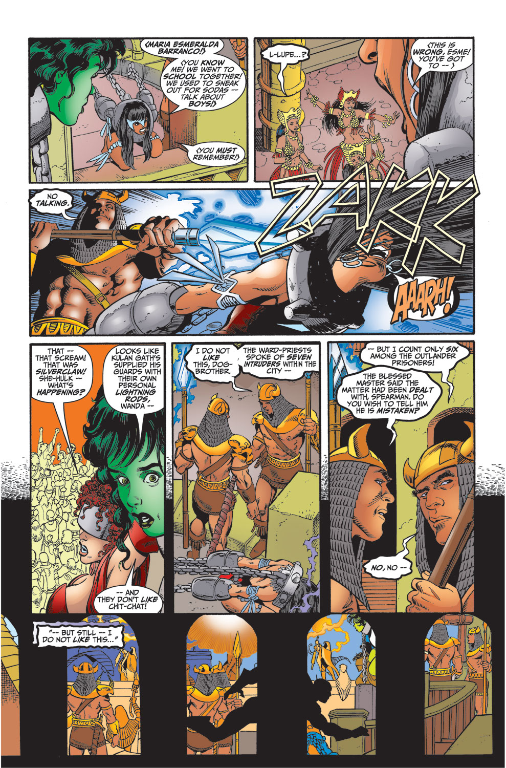 Read online Avengers (1998) comic -  Issue #30 - 8