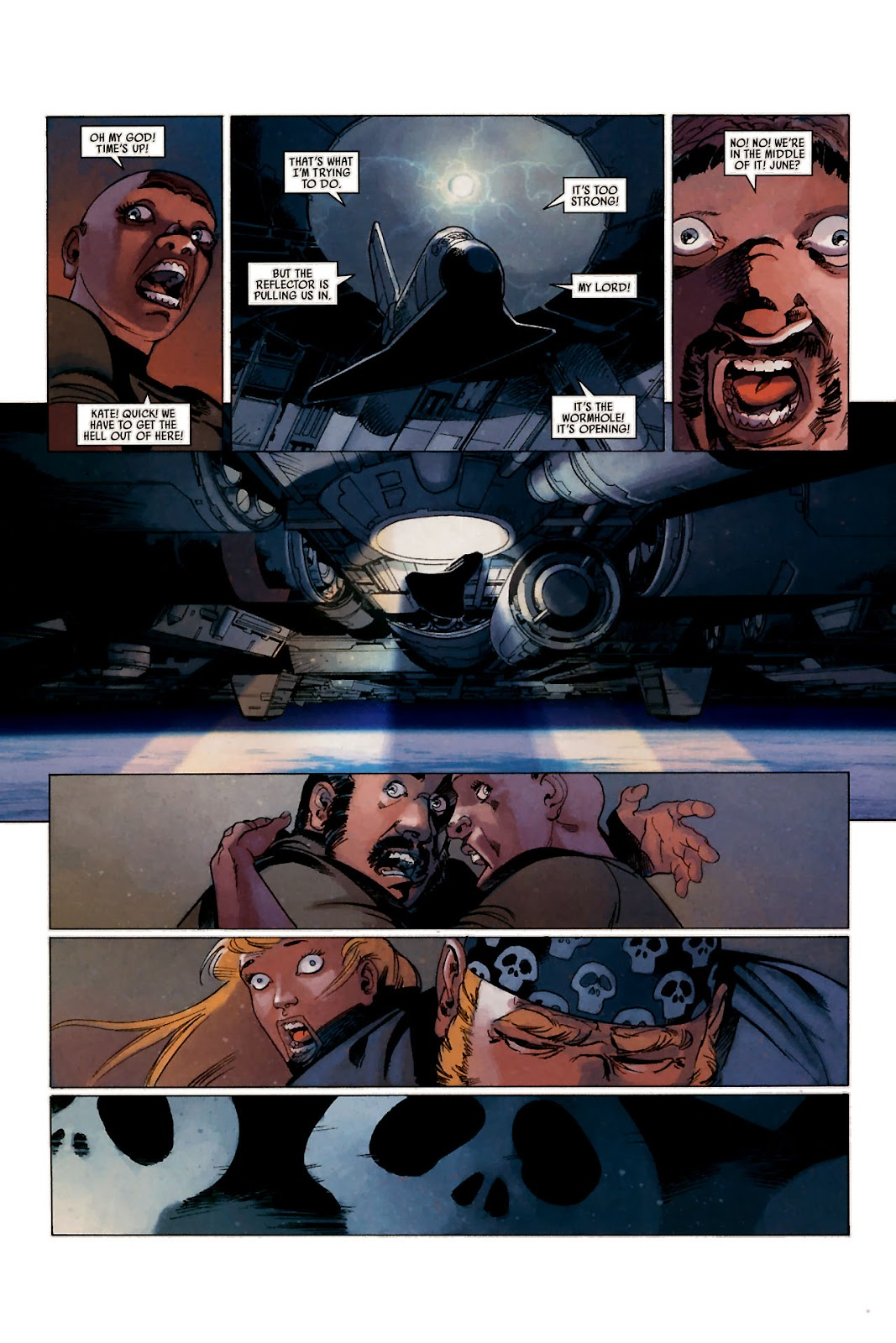 Read online Universal War One: Revelations comic -  Issue #1 - 43
