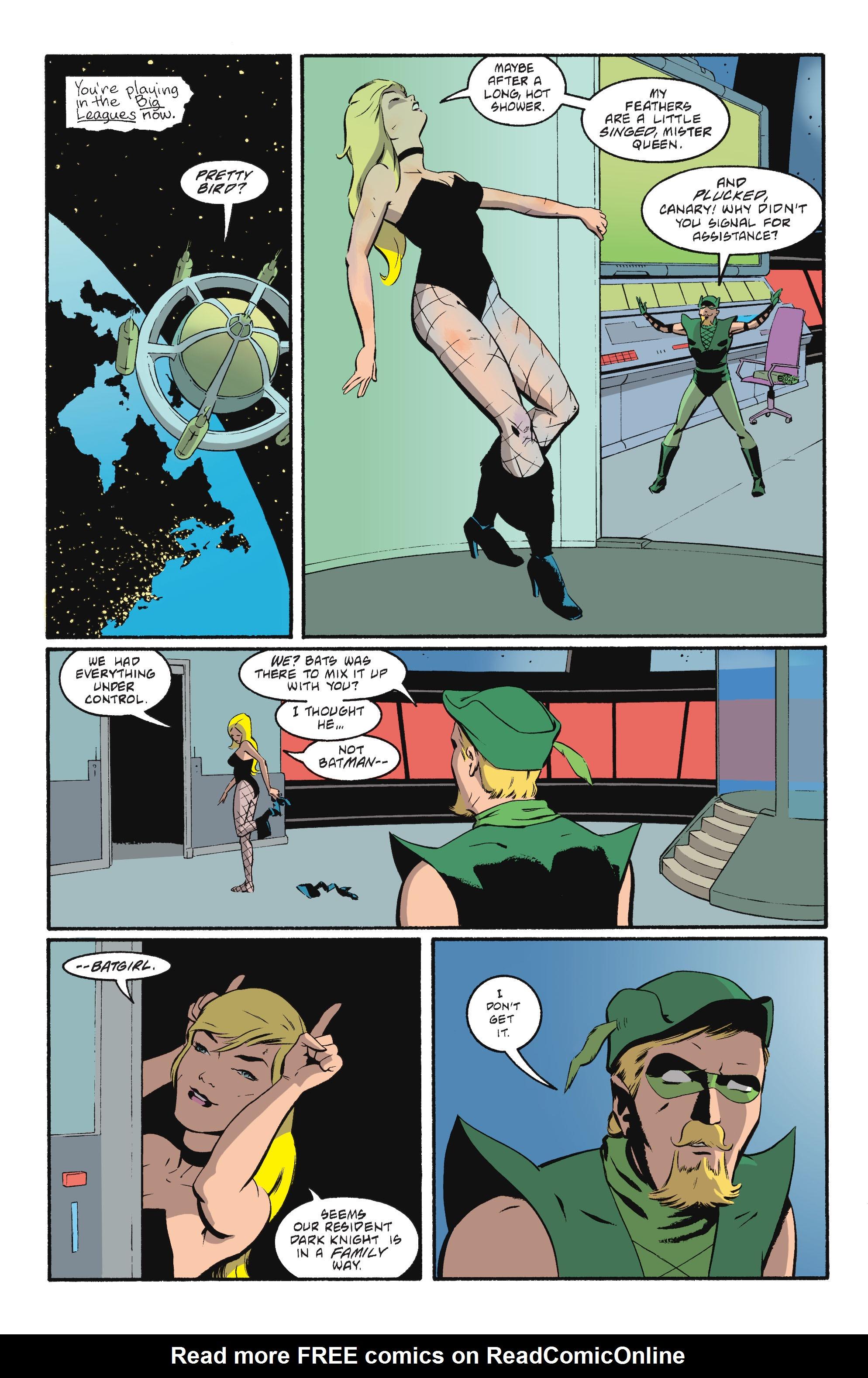 Read online Batgirl/Robin: Year One comic -  Issue # TPB 2 - 139