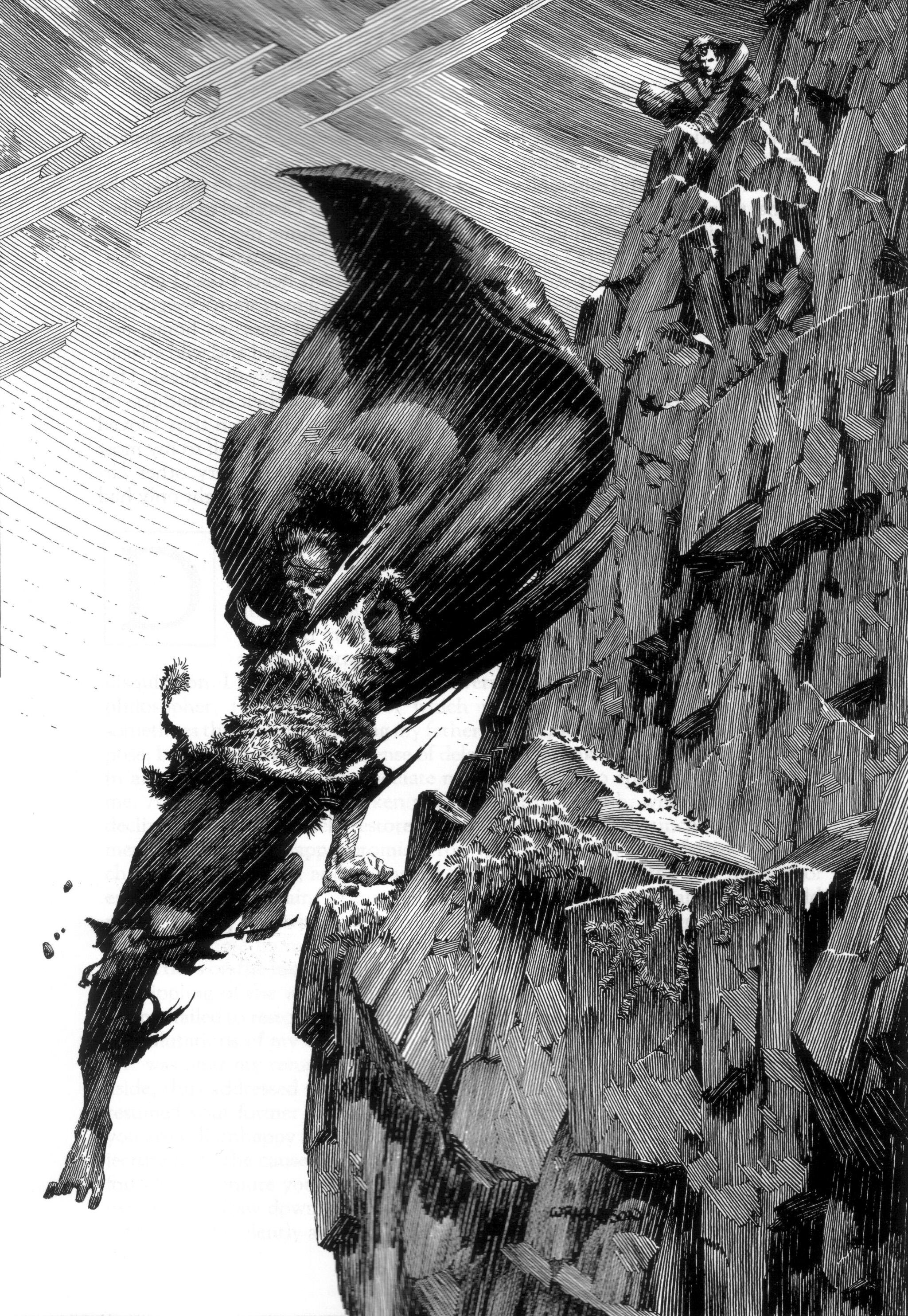 Read online Bernie Wrightson's Frankenstein comic -  Issue # Full - 31