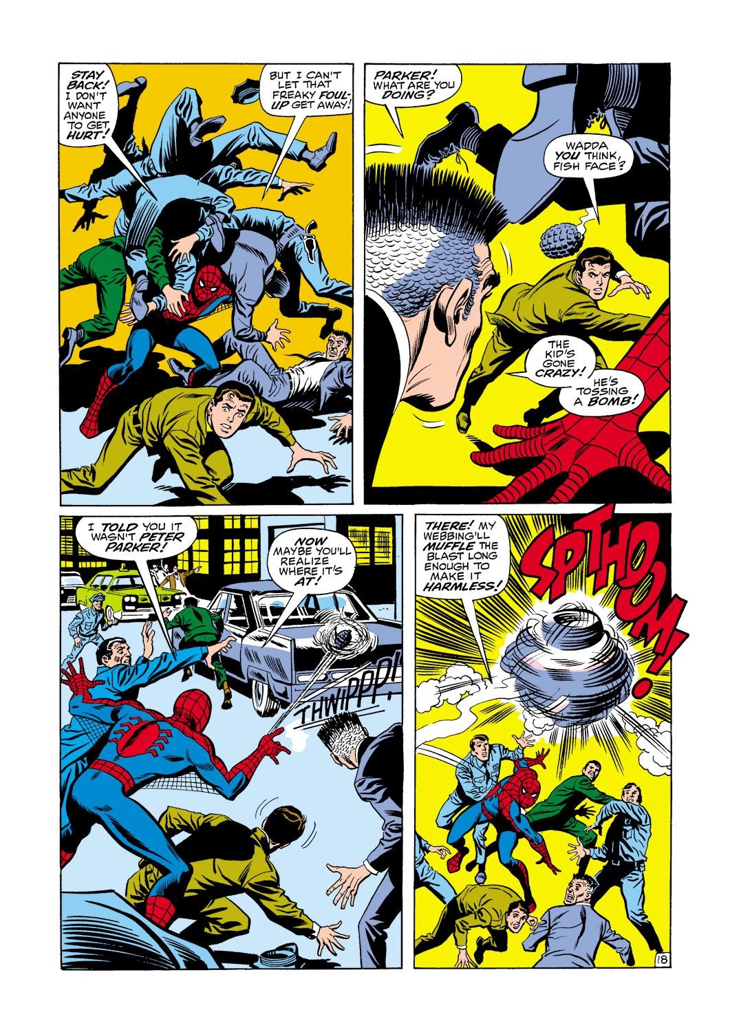 The Amazing Spider-Man (1963) 80 Page 18