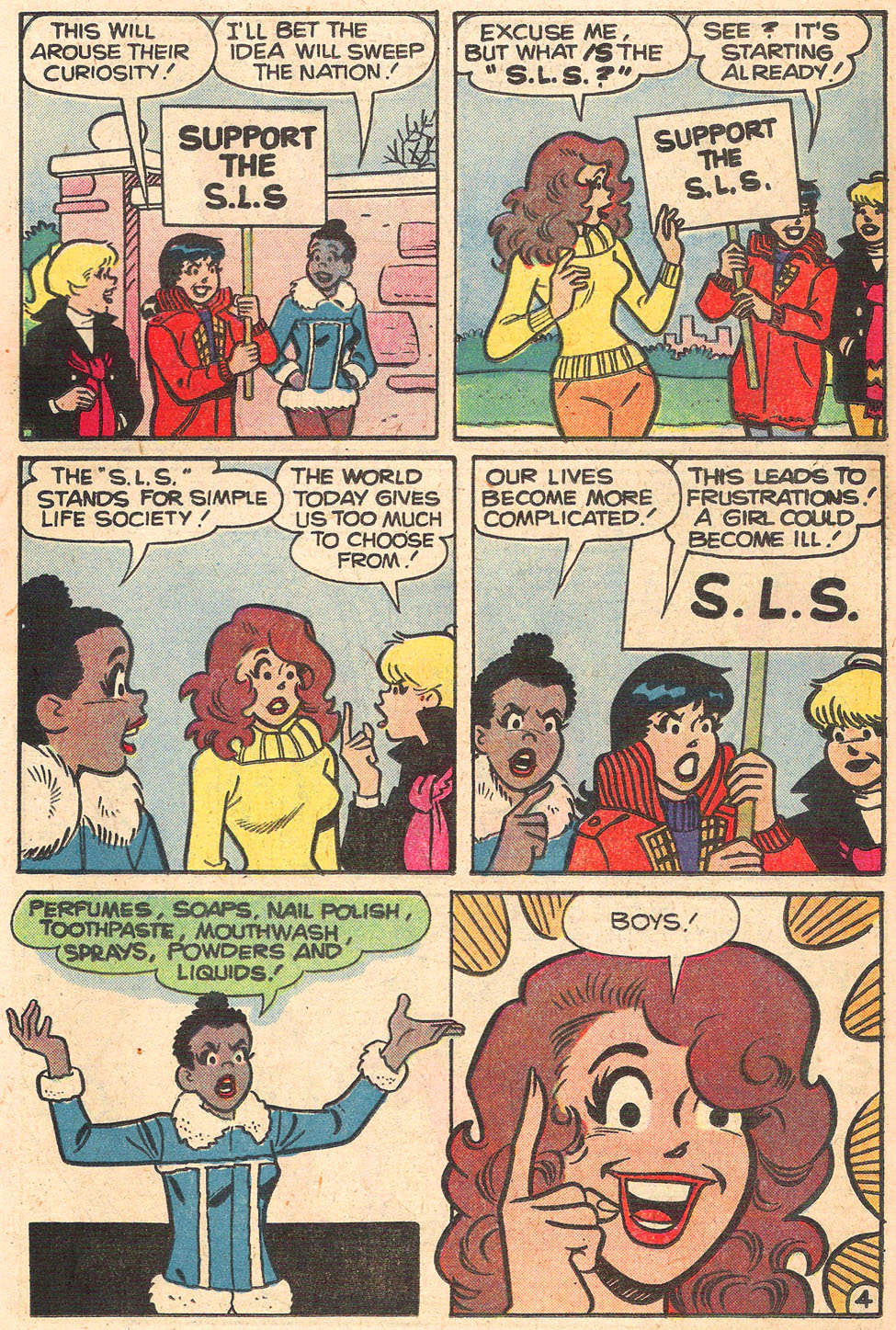 Read online Archie's Girls Betty and Veronica comic -  Issue #278 - 23