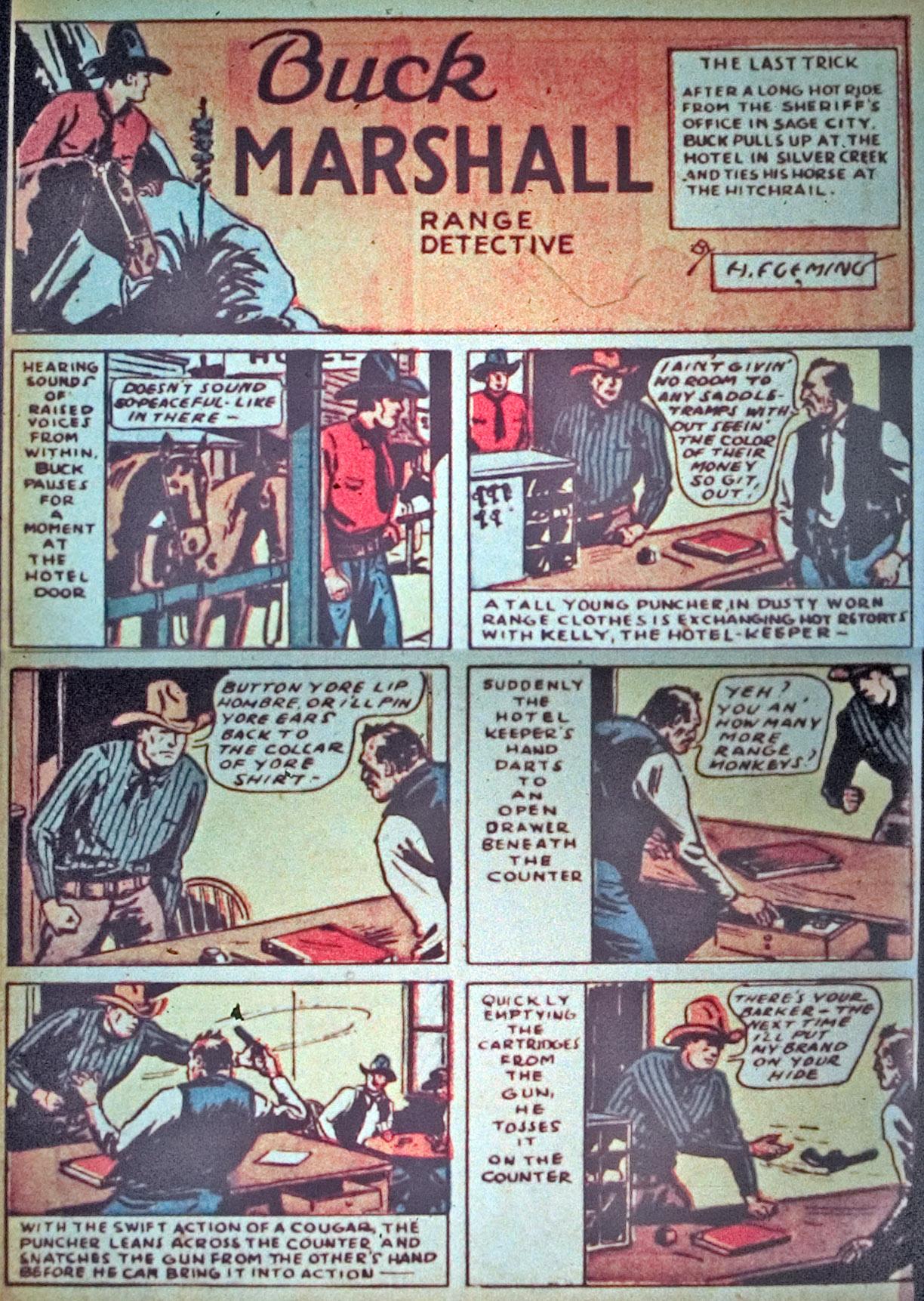 Read online Detective Comics (1937) comic -  Issue #34 - 20