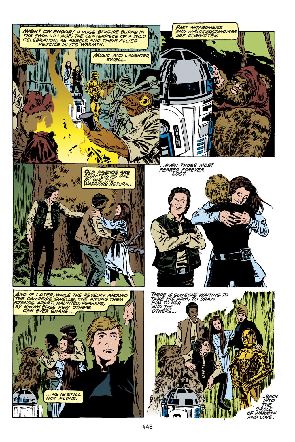 Read online Star Wars Omnibus comic -  Issue # Vol. 18.5 - 165