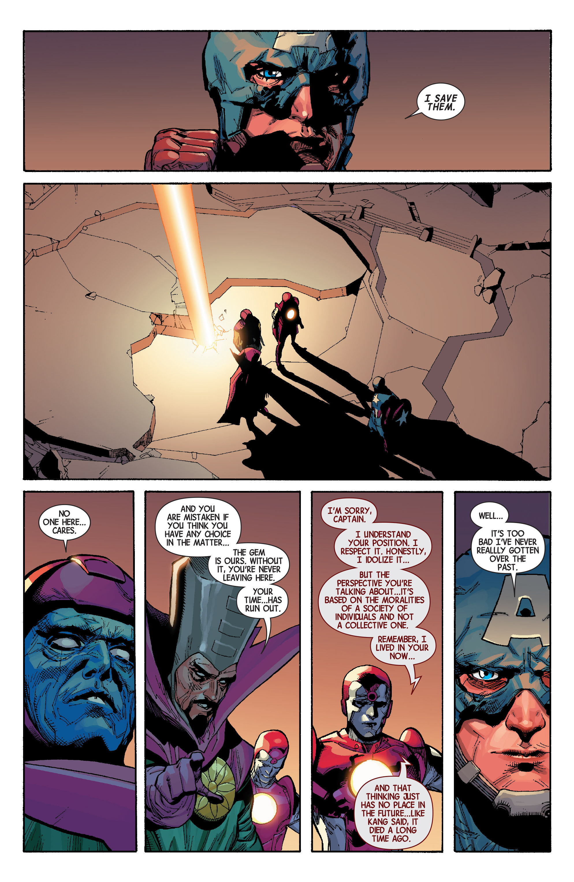 Read online Avengers (2013) comic -  Issue #Avengers (2013) _TPB 6 - 140