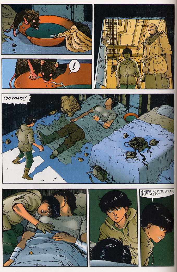 Read online Akira comic -  Issue #25 - 45