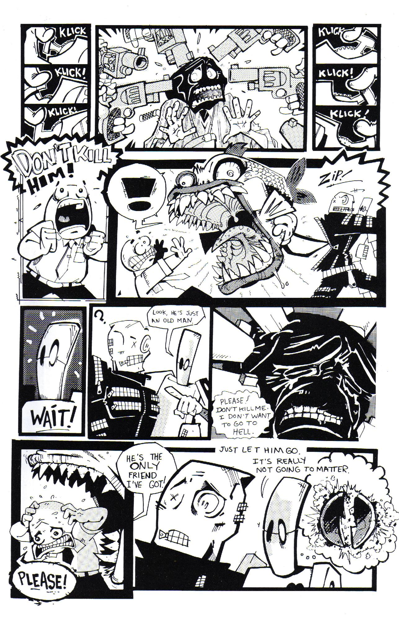 Read online Scud: The Disposable Assassin (2008) comic -  Issue #1 - 20