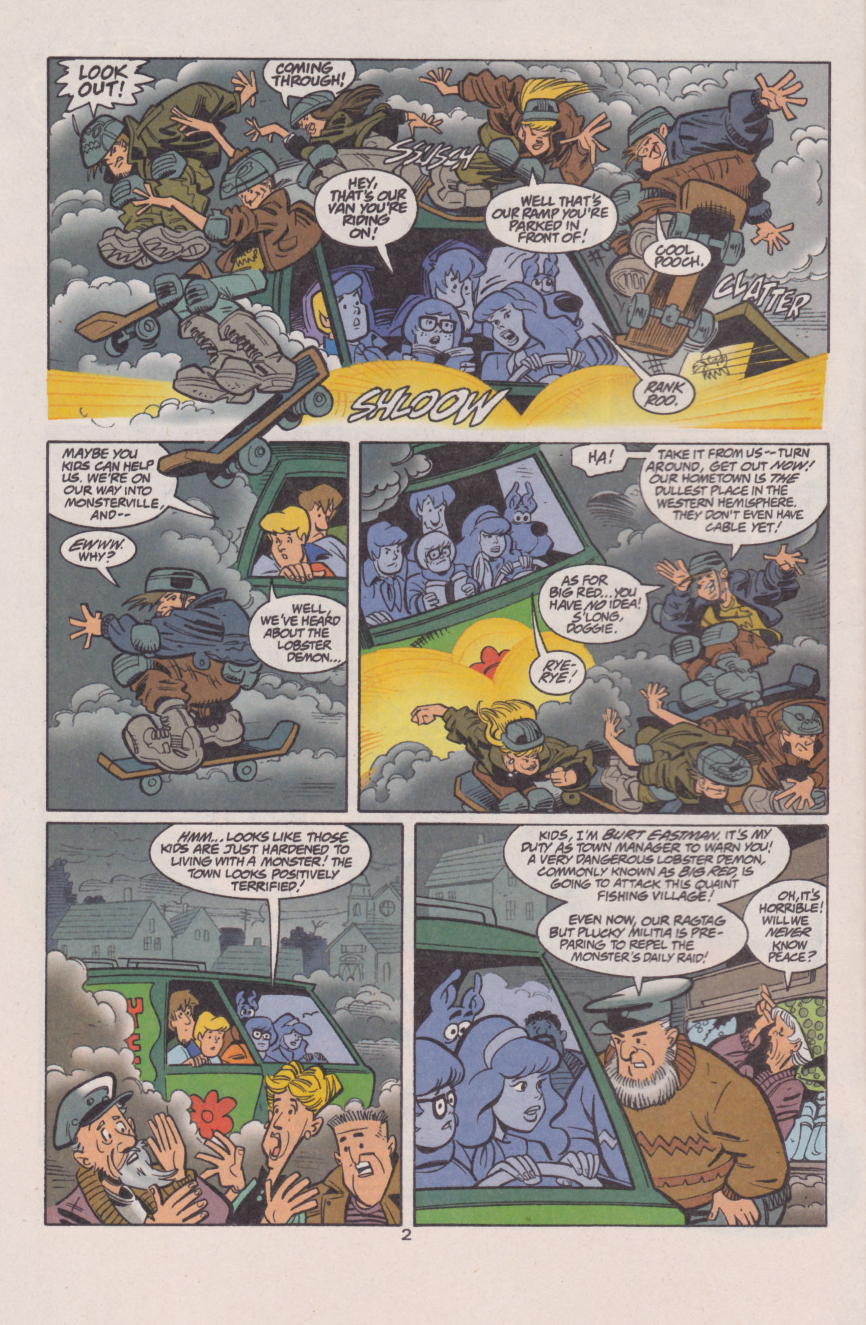 Read online Scooby-Doo (1997) comic -  Issue #13 - 3