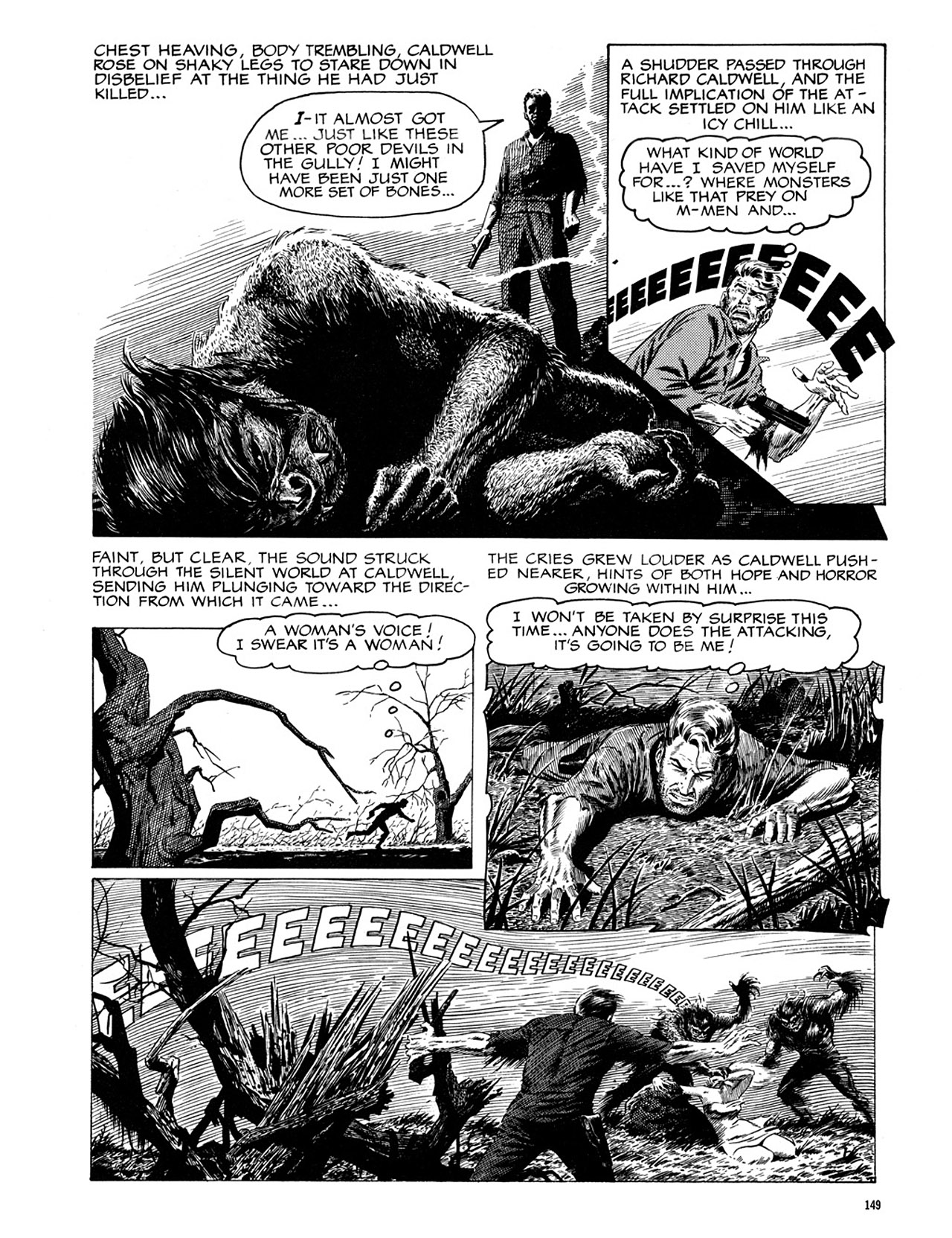 Read online Eerie Archives comic -  Issue # TPB 2 - 150