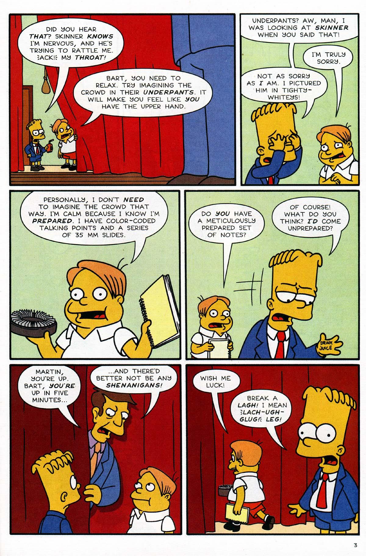 Read online Simpsons Comics Presents Bart Simpson comic -  Issue #13 - 27