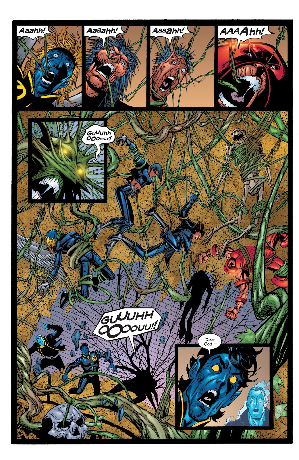 Read online X-Men: Unstoppable comic -  Issue # TPB (Part 1) - 49